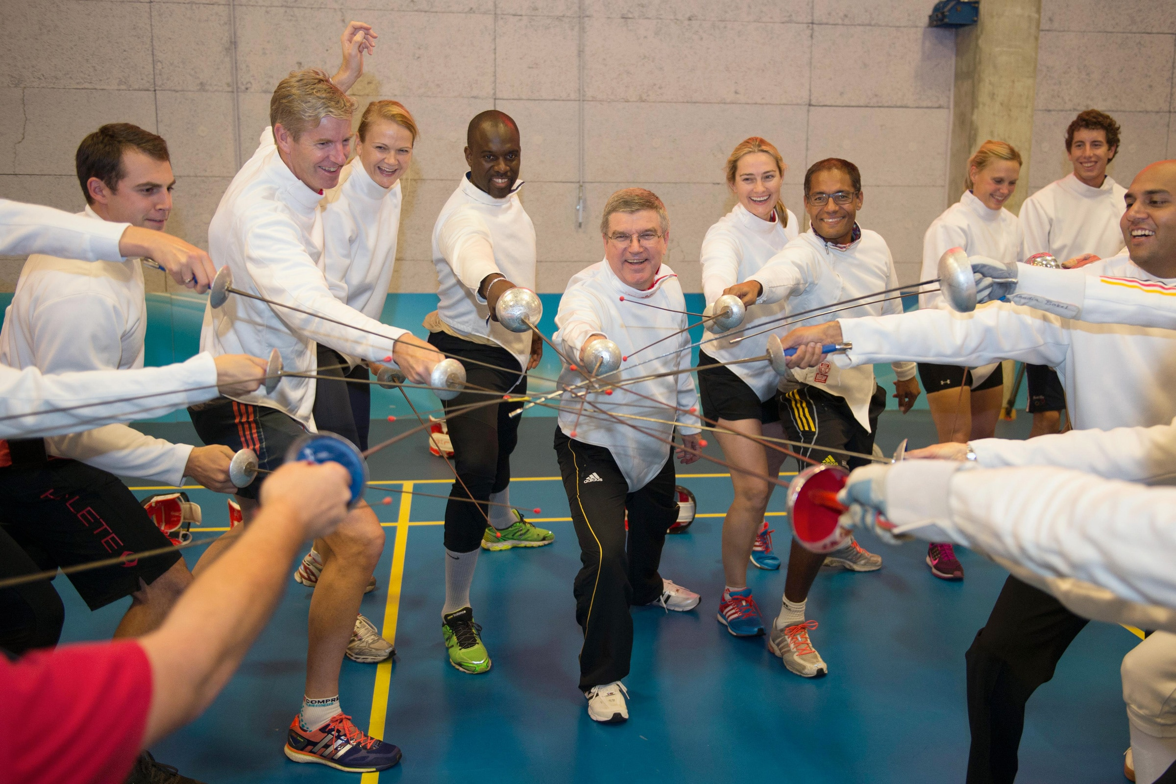 Fencing - Thomas Bach