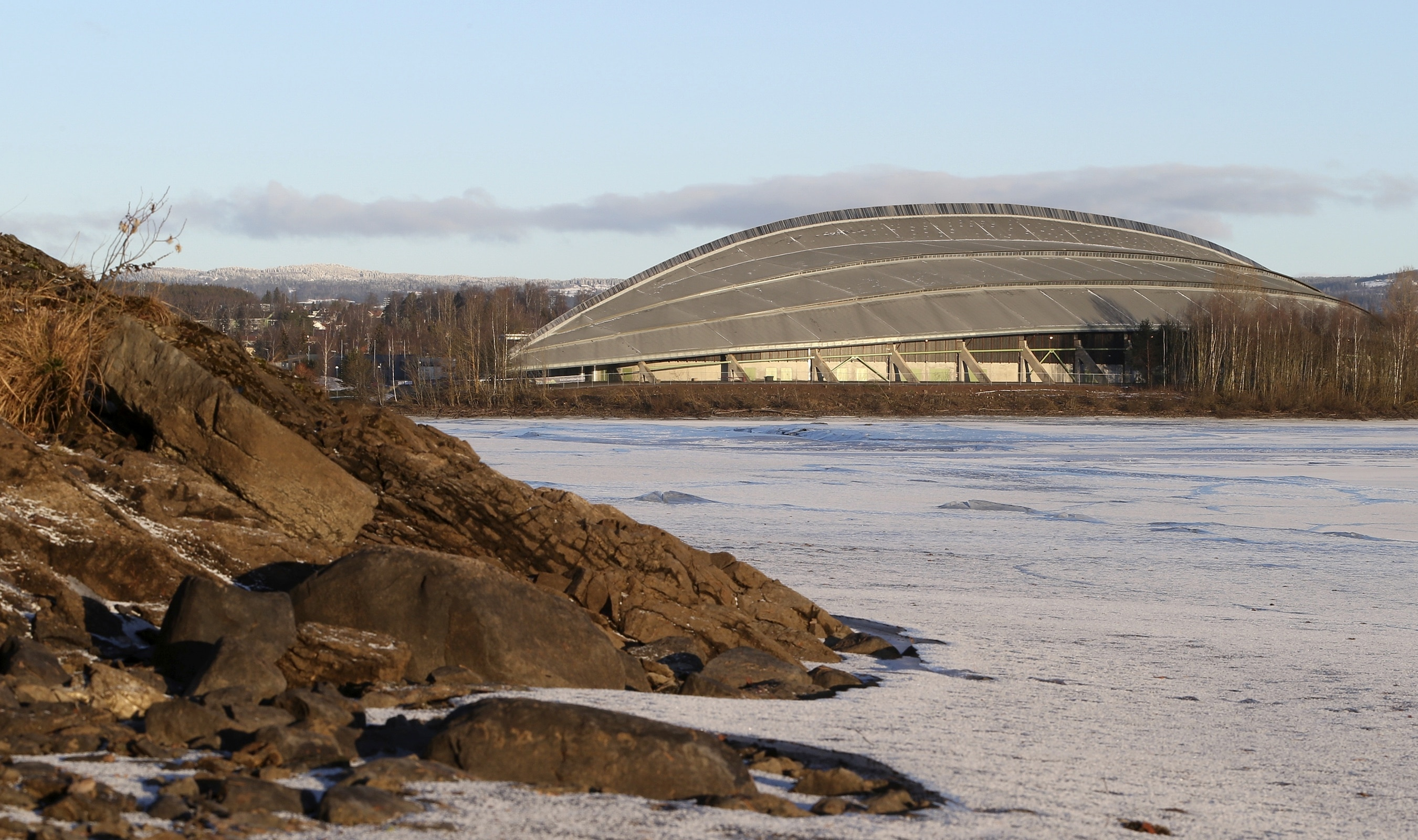 Hamar Olympic Hall