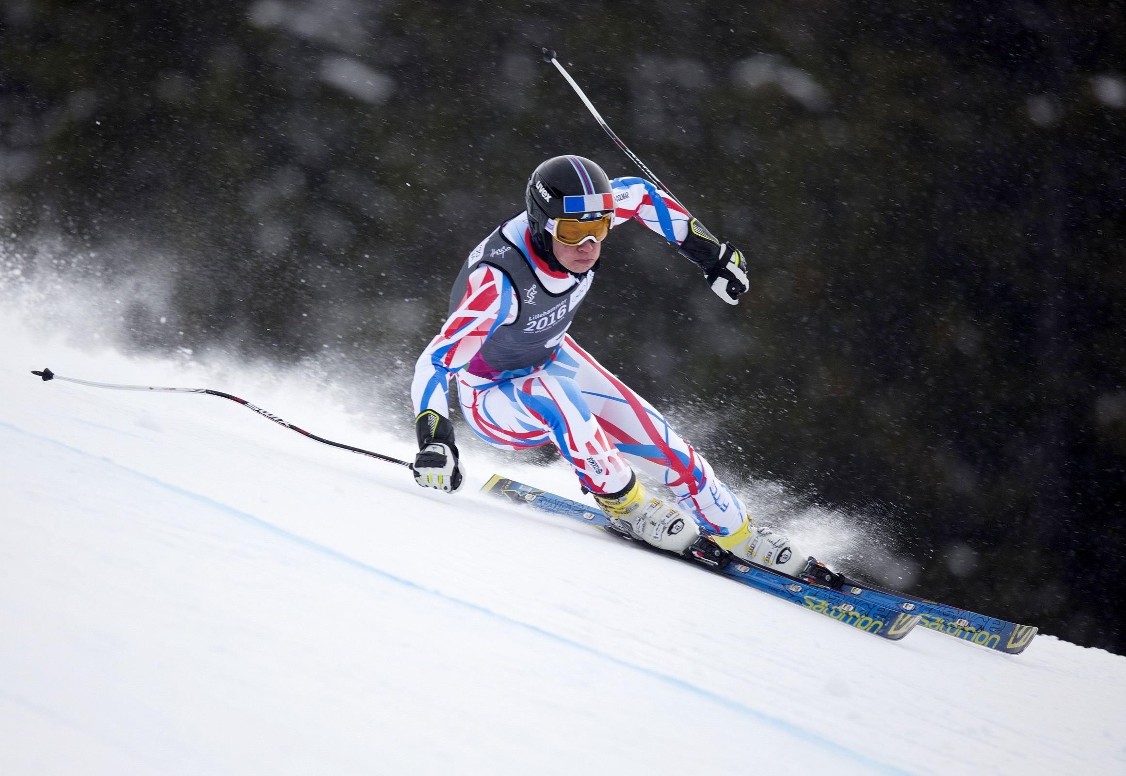 Alpine Skiing Men's Super G