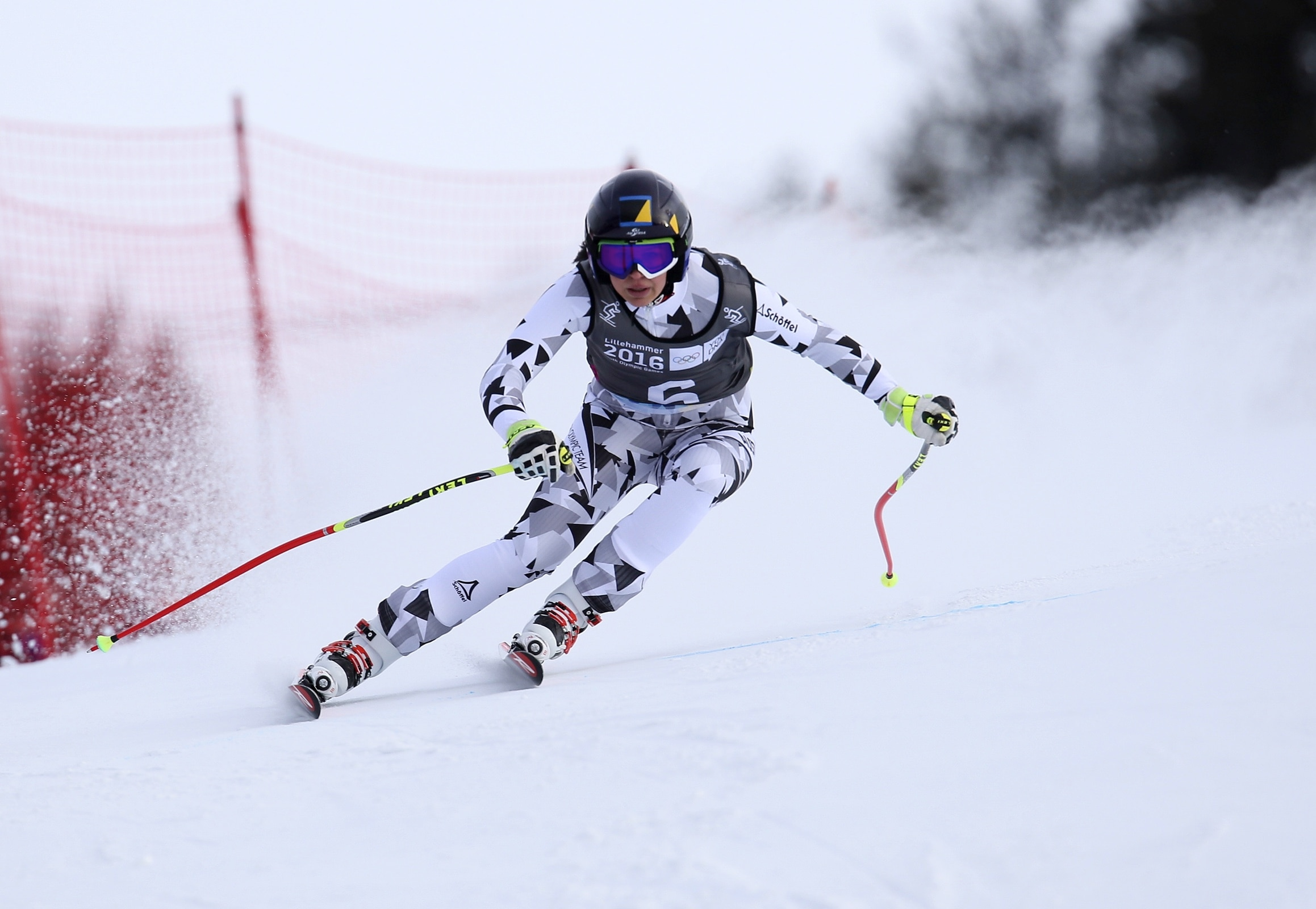 Alpine Skiing Ladies' Super G