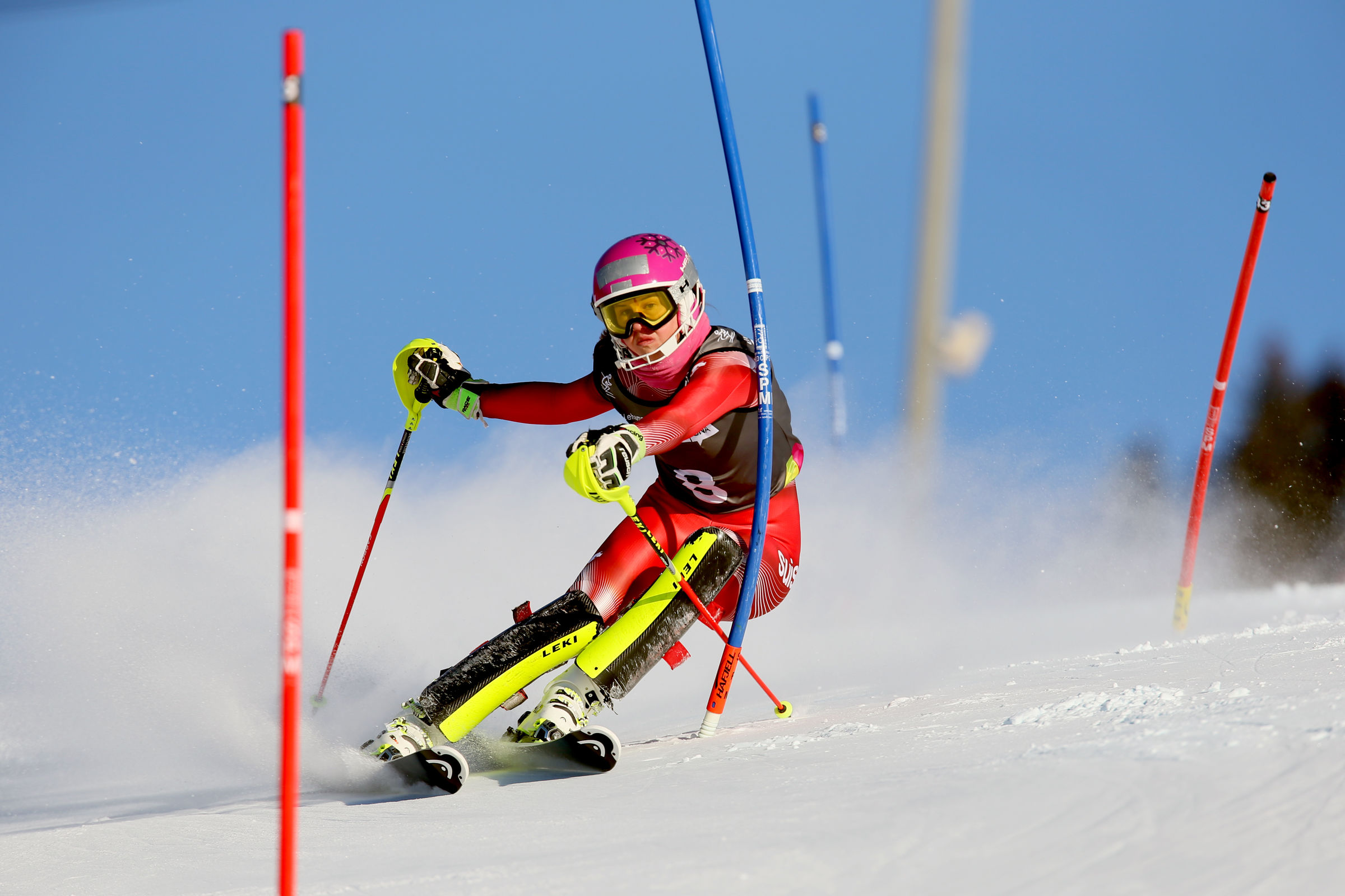 Alpine Combined Slalom Ladies