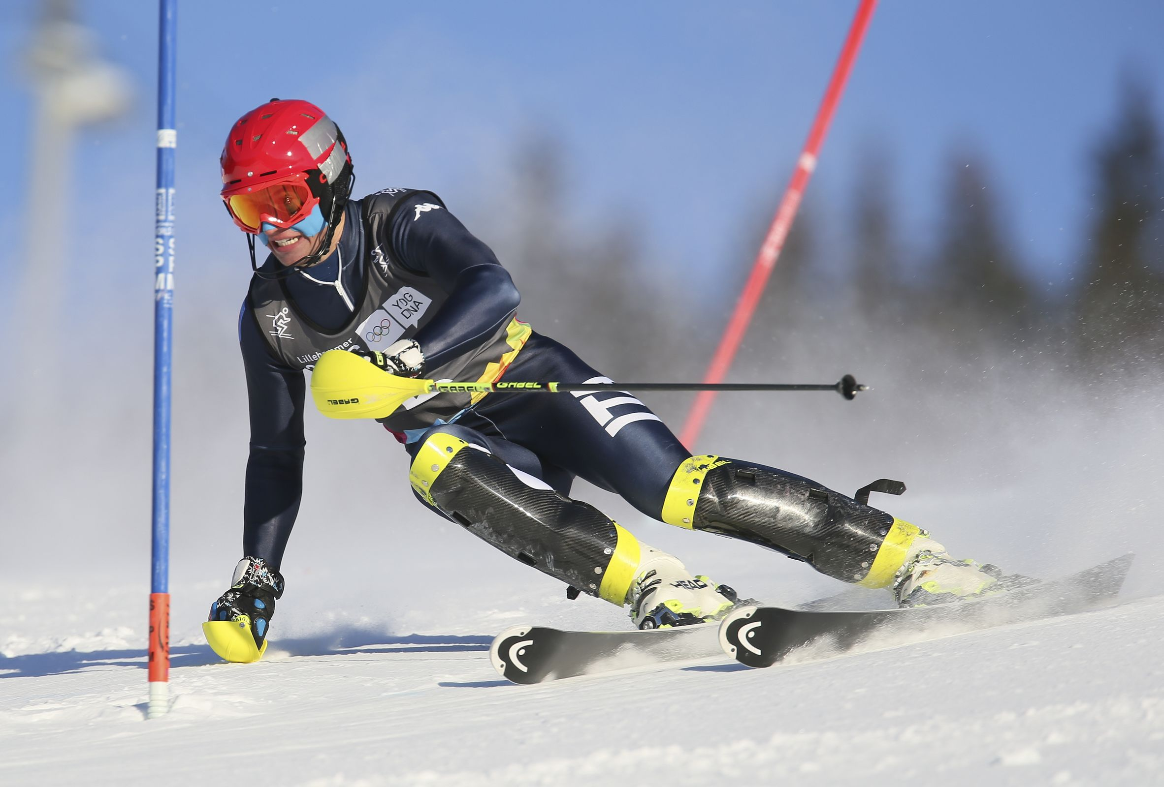 Alpine Combined Slalom Men
