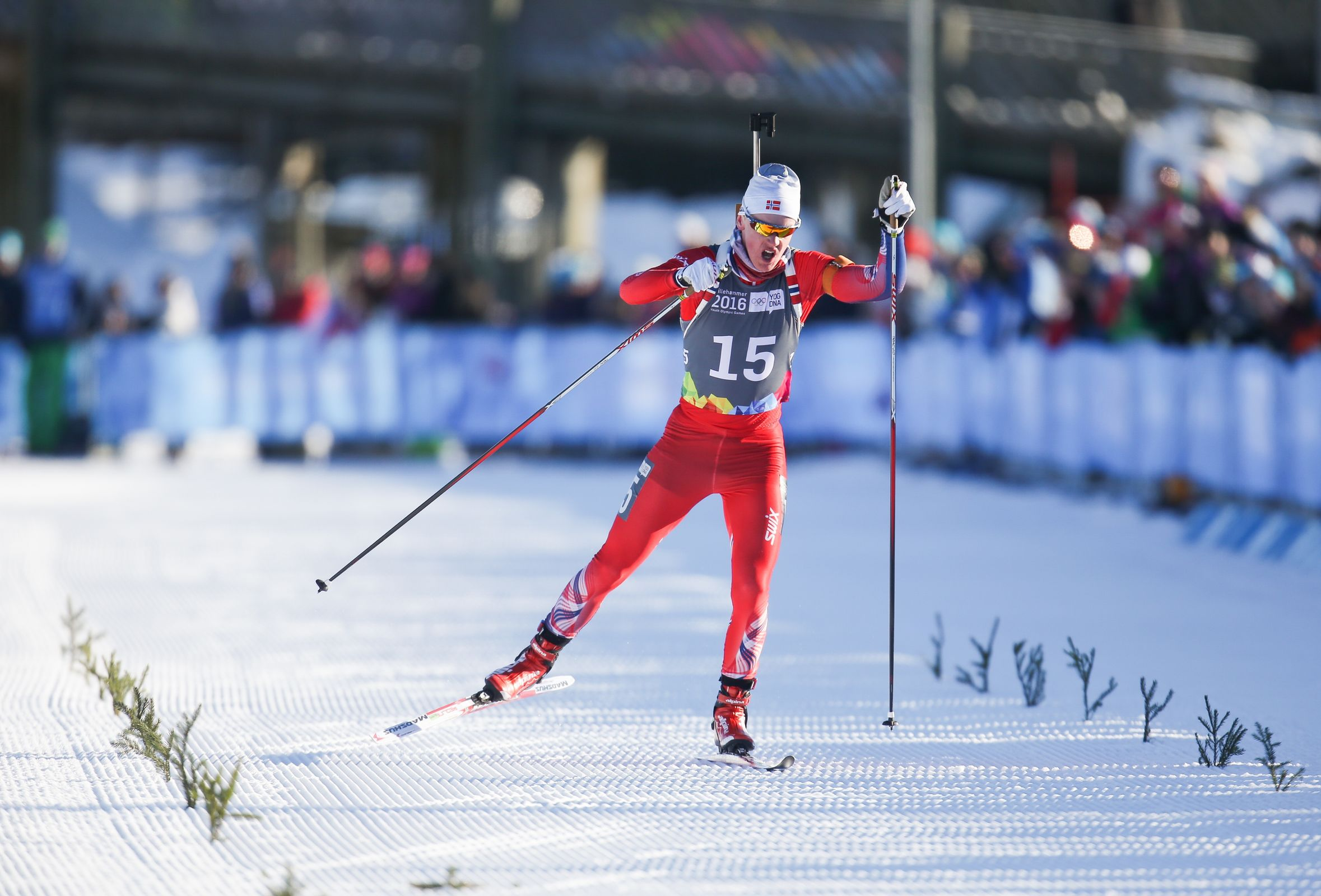 Biathlon Men's 7.5km Sprint