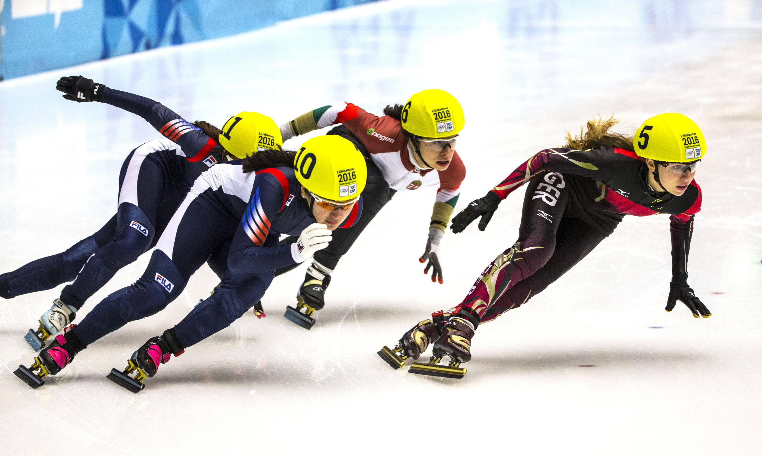 Short Track Speed Skating 1000m Ladies