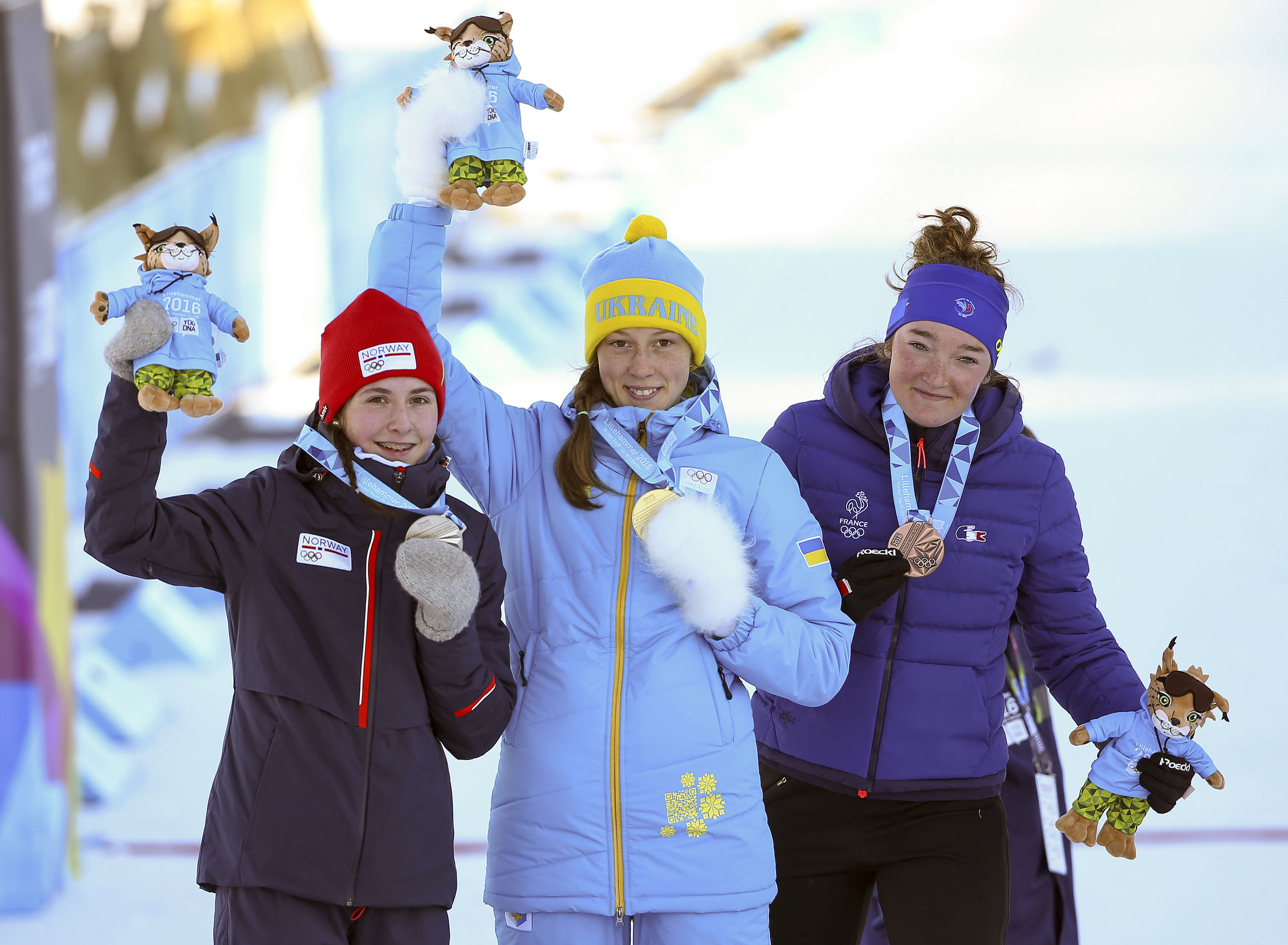 Biathlon - 7,5km poursuite dames