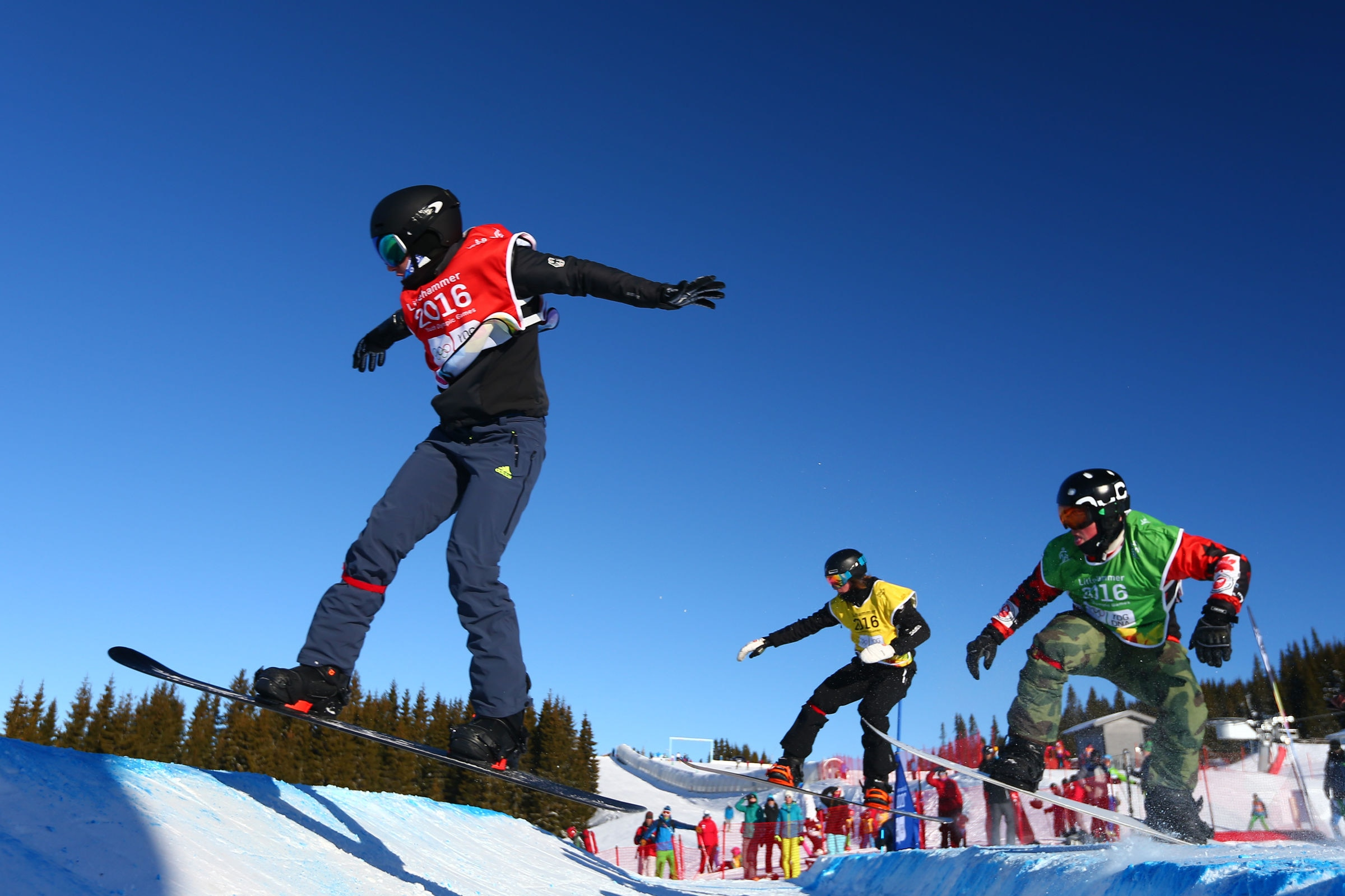 Snowboard Cross Men's