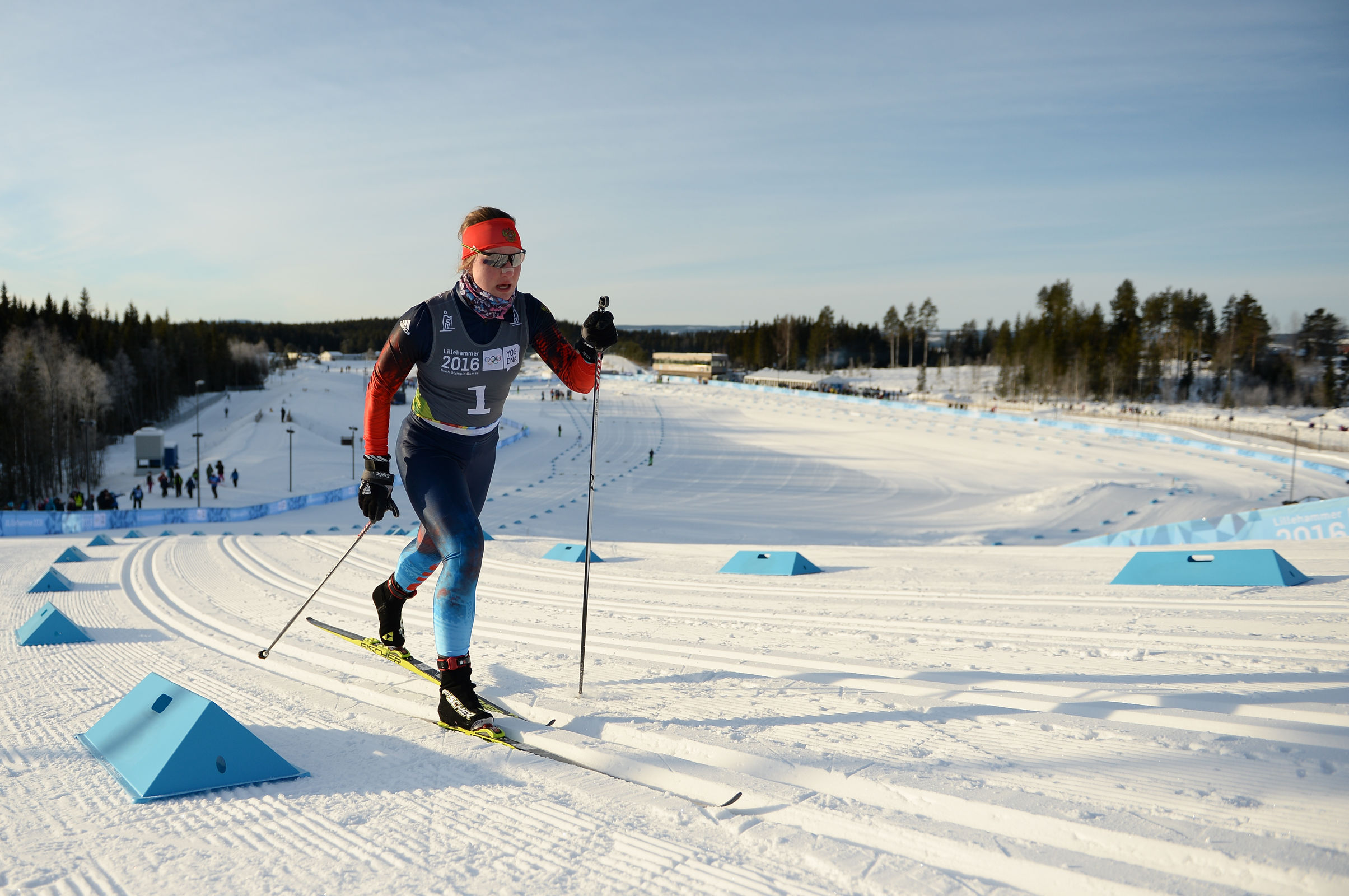 Cross Country Skiing Ladies' Sprint Classic
