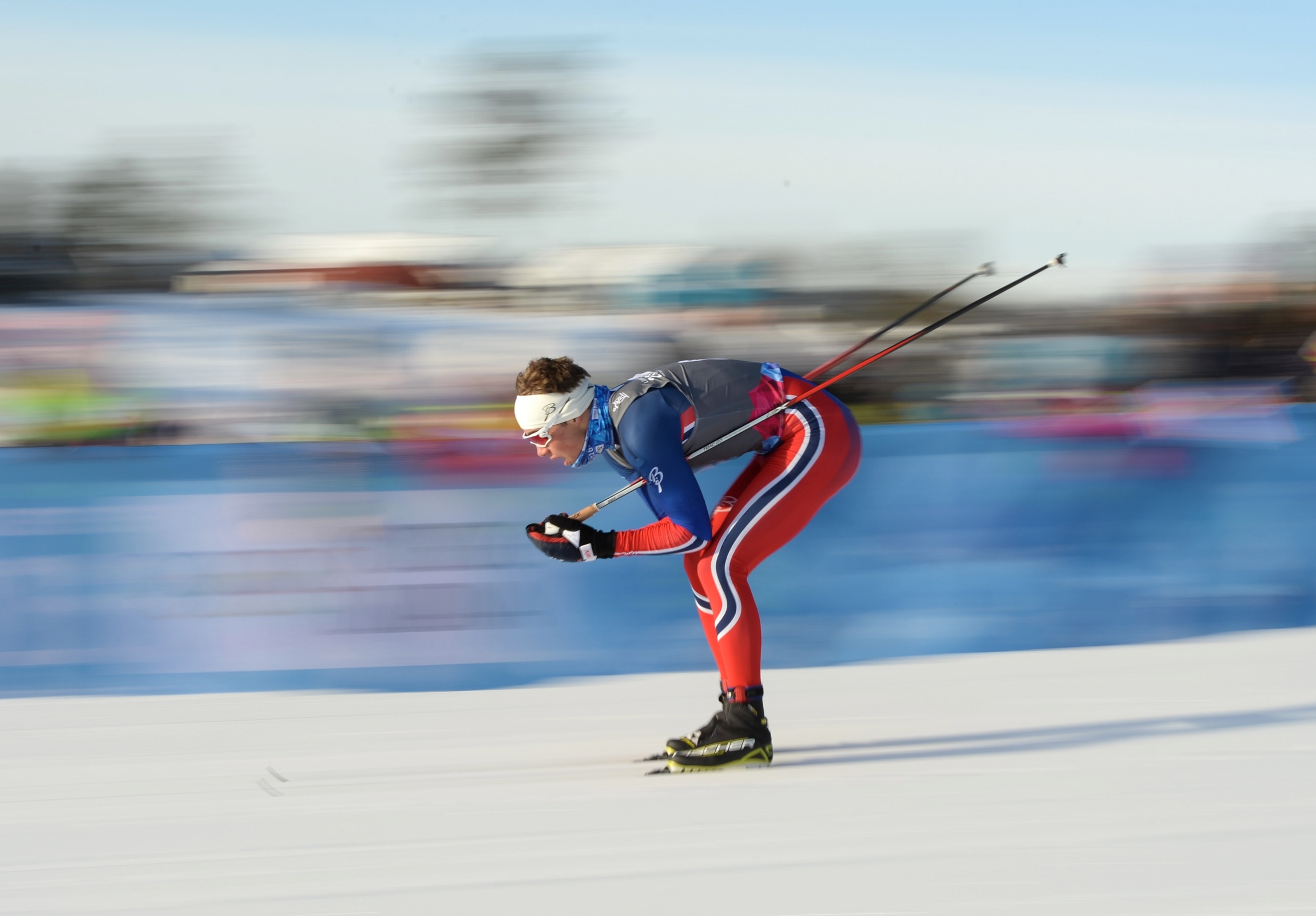 Cross-Country Skiing Men's Sprint Classic