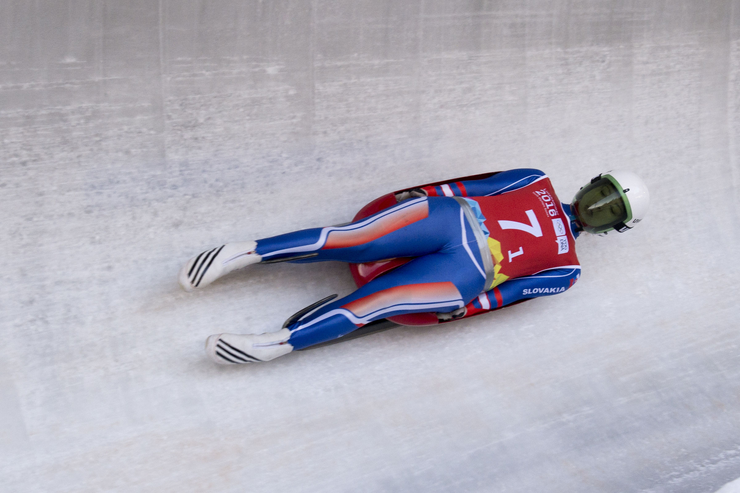 Luge Team Relay