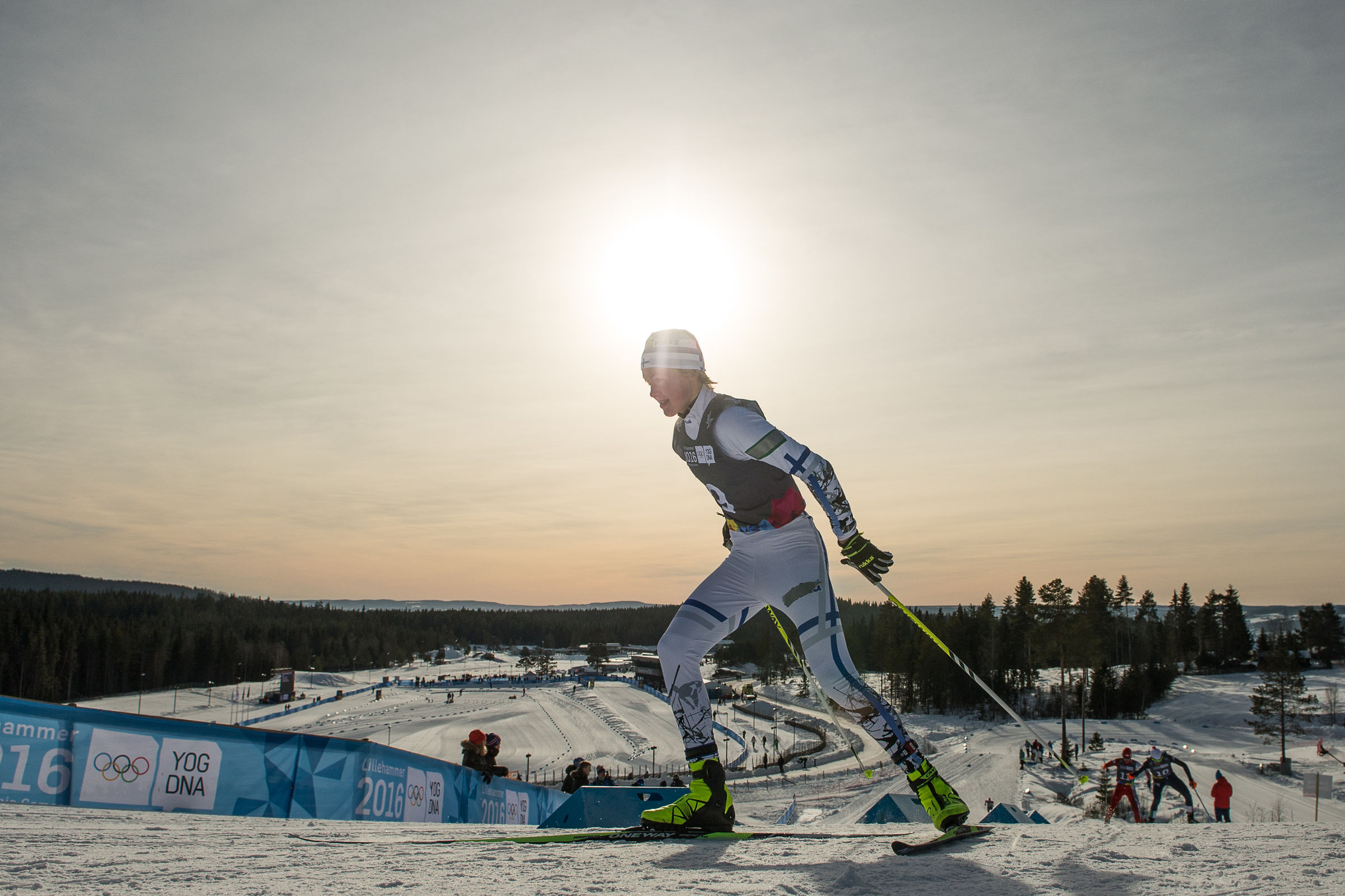 Nordic combined Men's Individual NH/5km