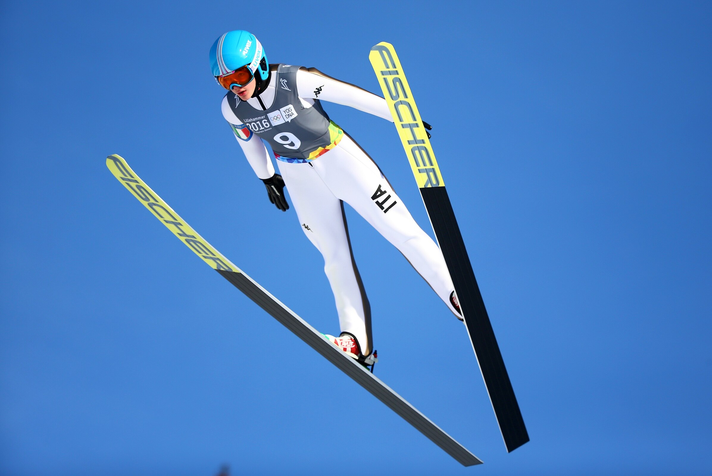 Ski Jumping Ladies' Individual