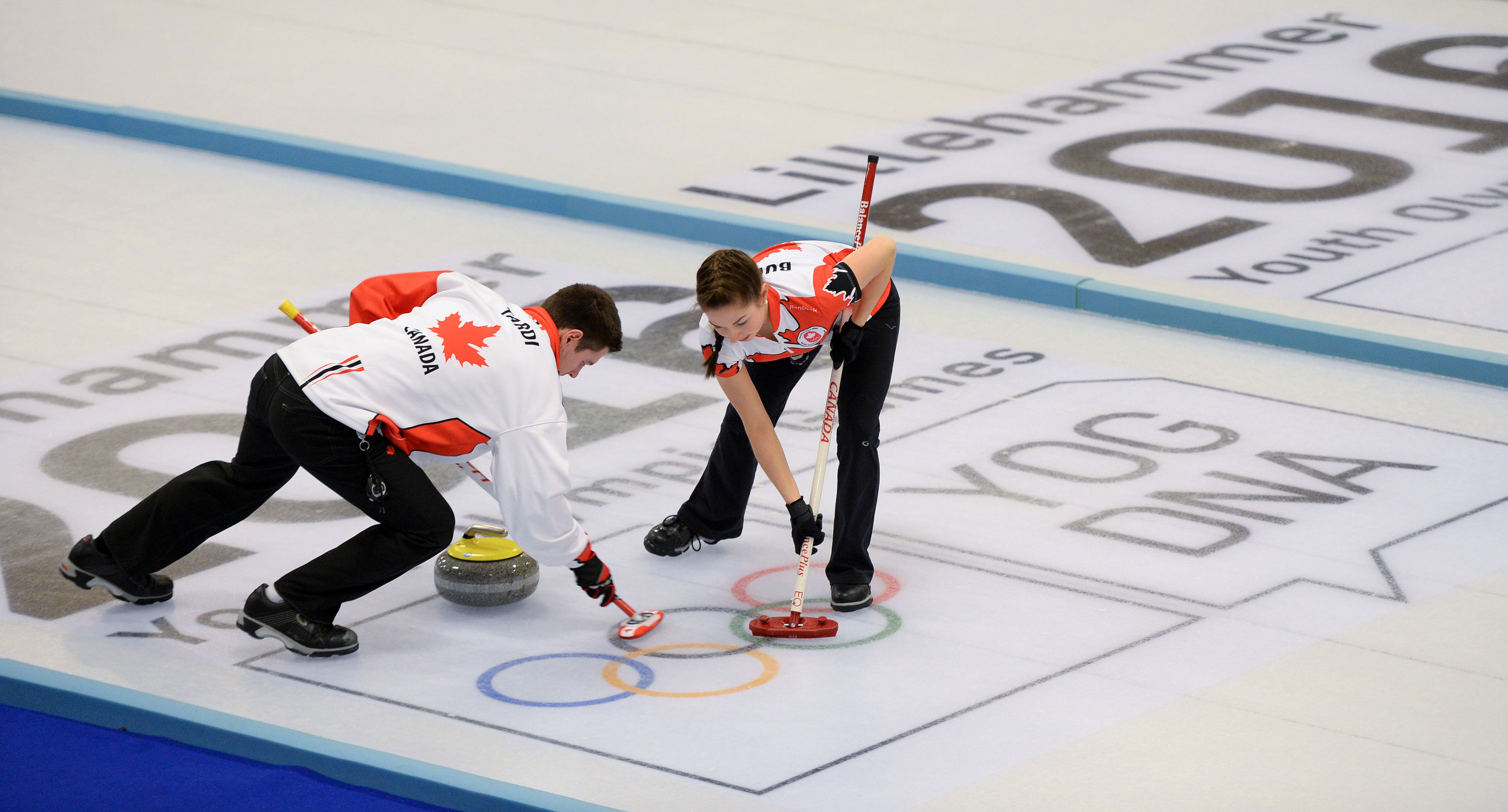 Curling Mixed Team