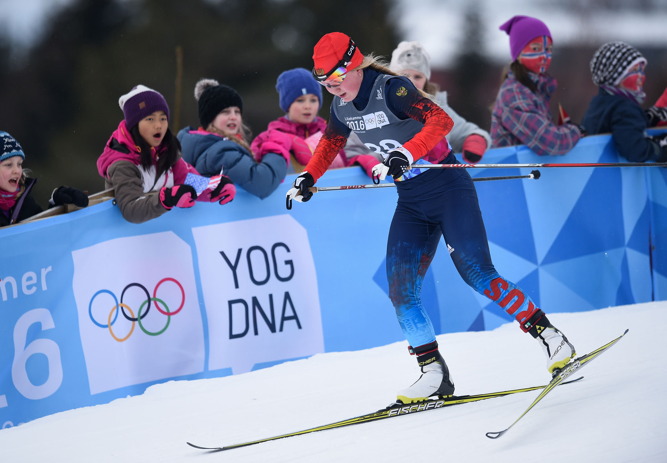 Cross-Country Skiing Ladies' 5km Free