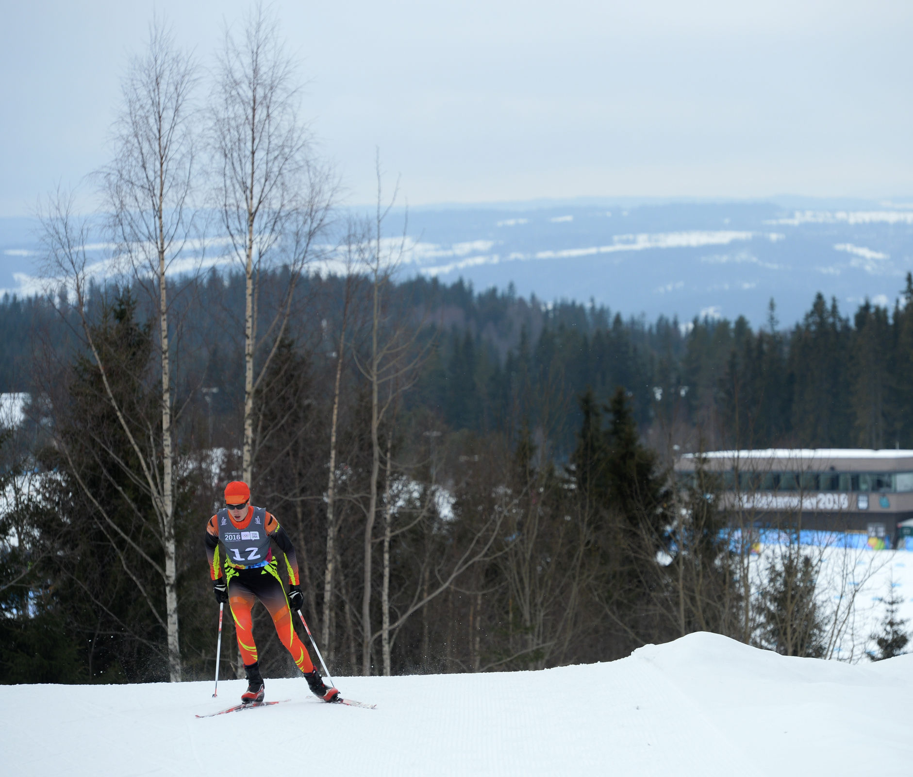 Cross-Country Skiing Men's 10km Free