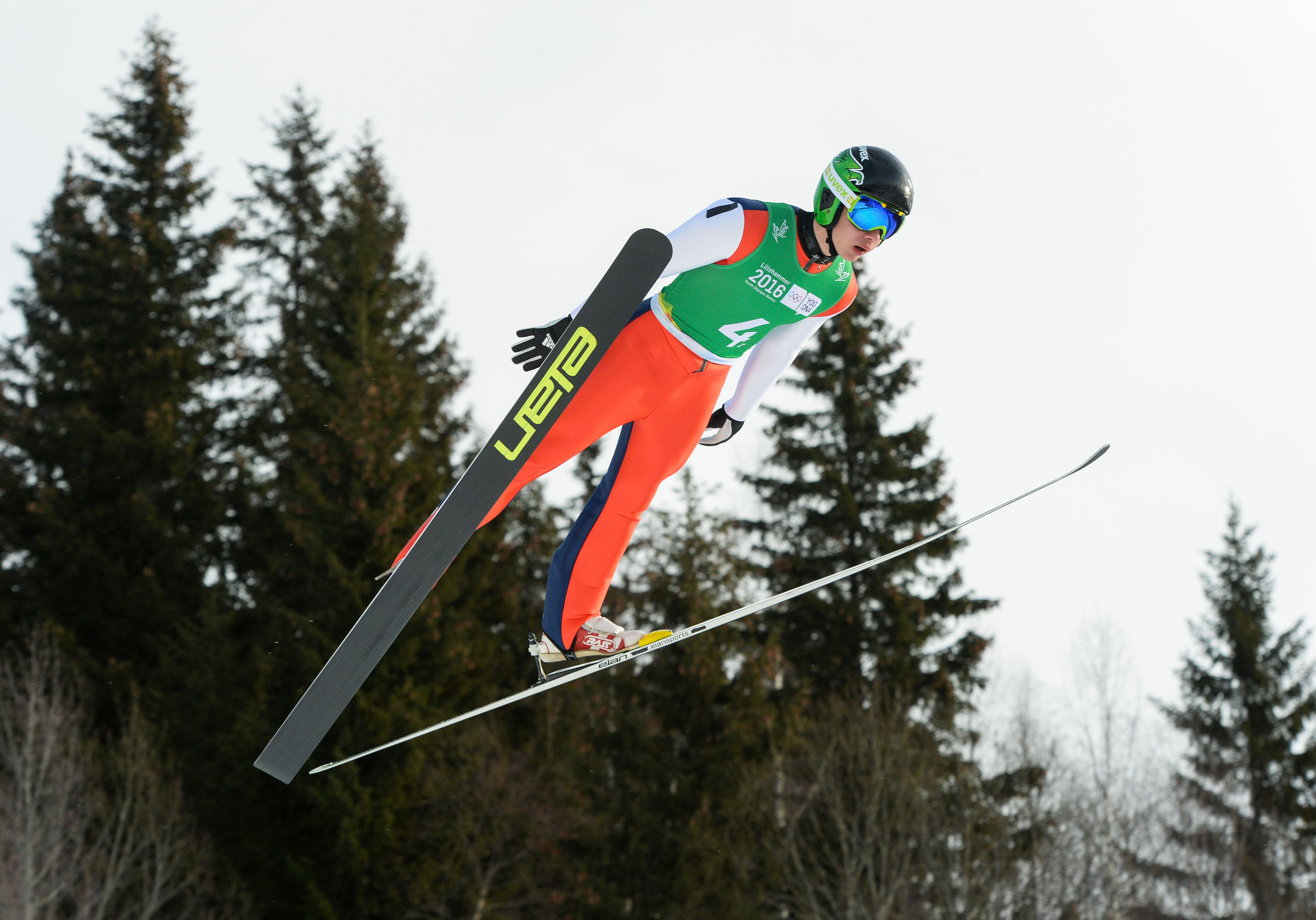 Ski Jumping Mixed Team