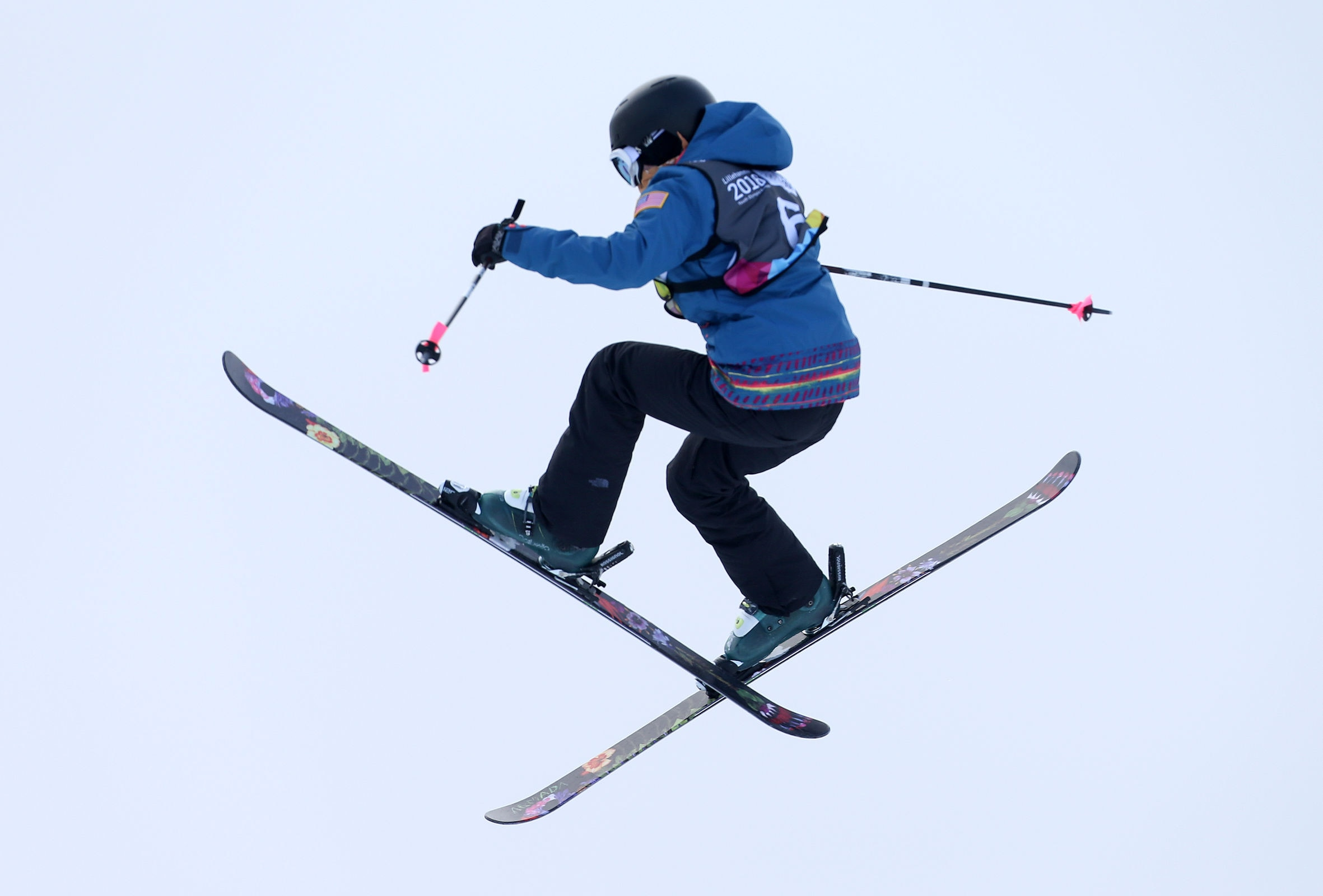 Ski acrobatique - slopestyle dames