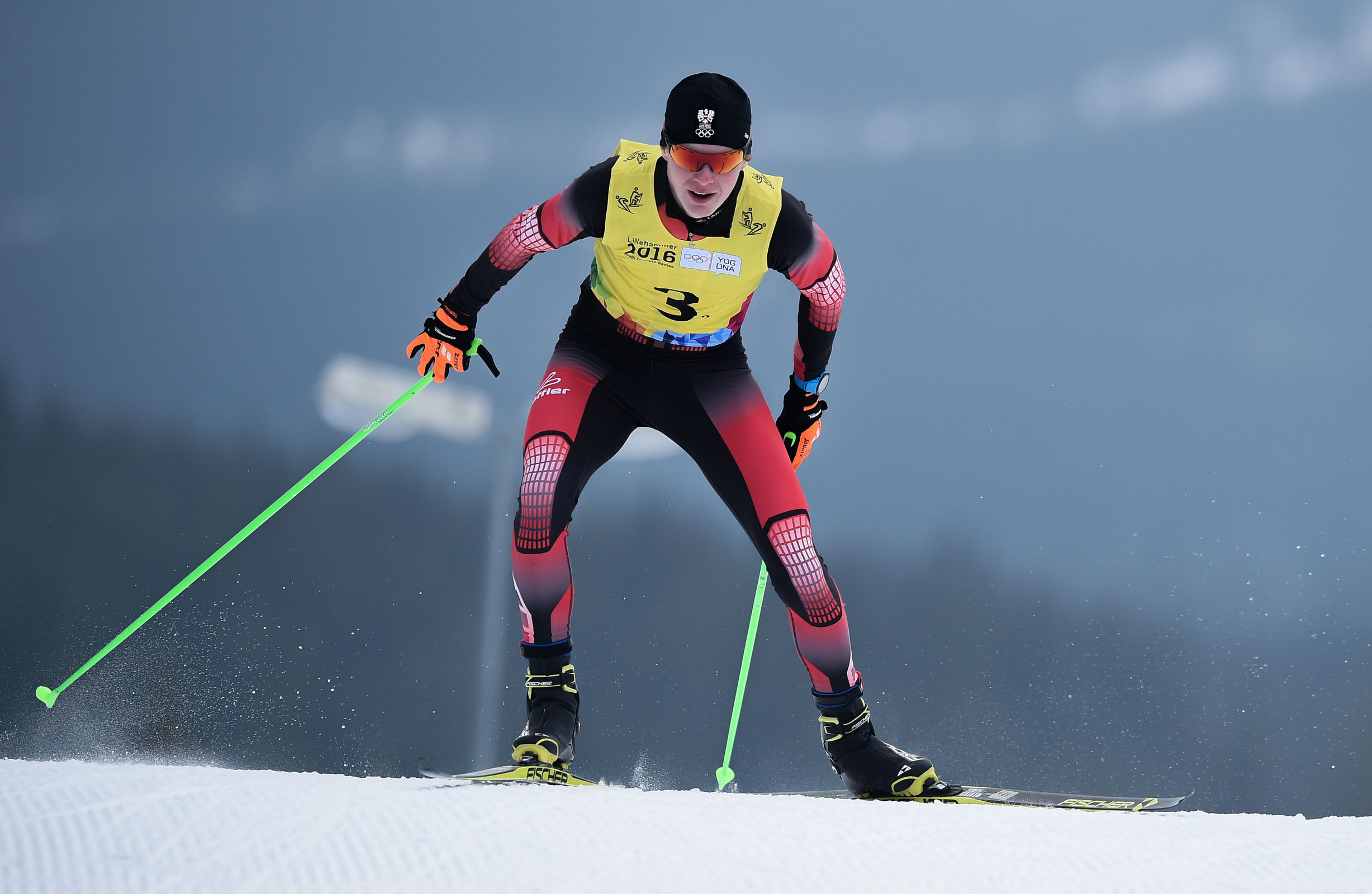 Combined Disciplines Nordic Mixed Team NH/3x3.3km