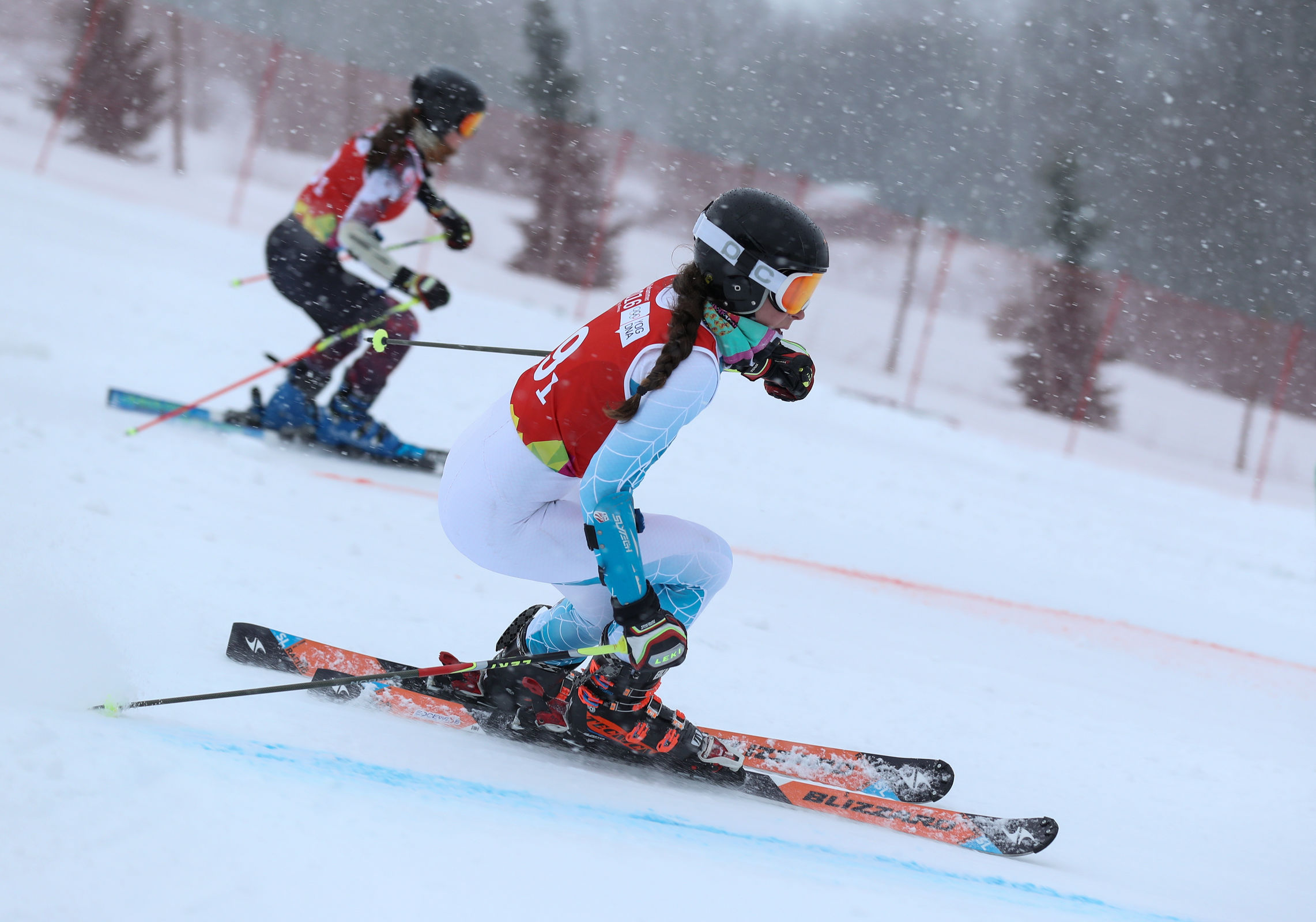 Alpine Skiing Parallel Mixed Team