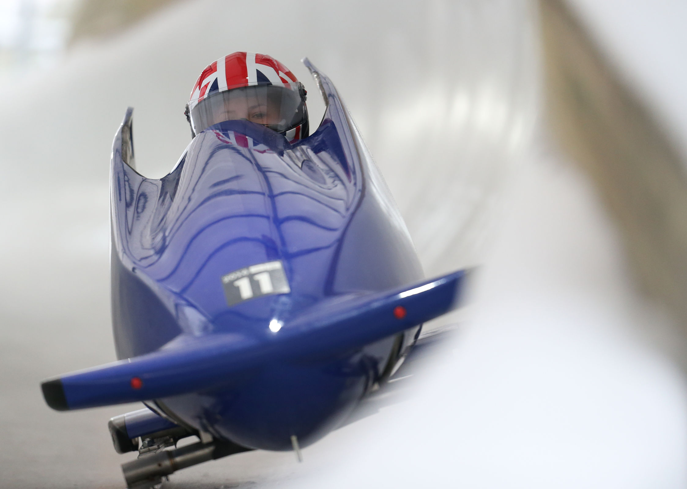 Bobsleigh Ladies' Monobob
