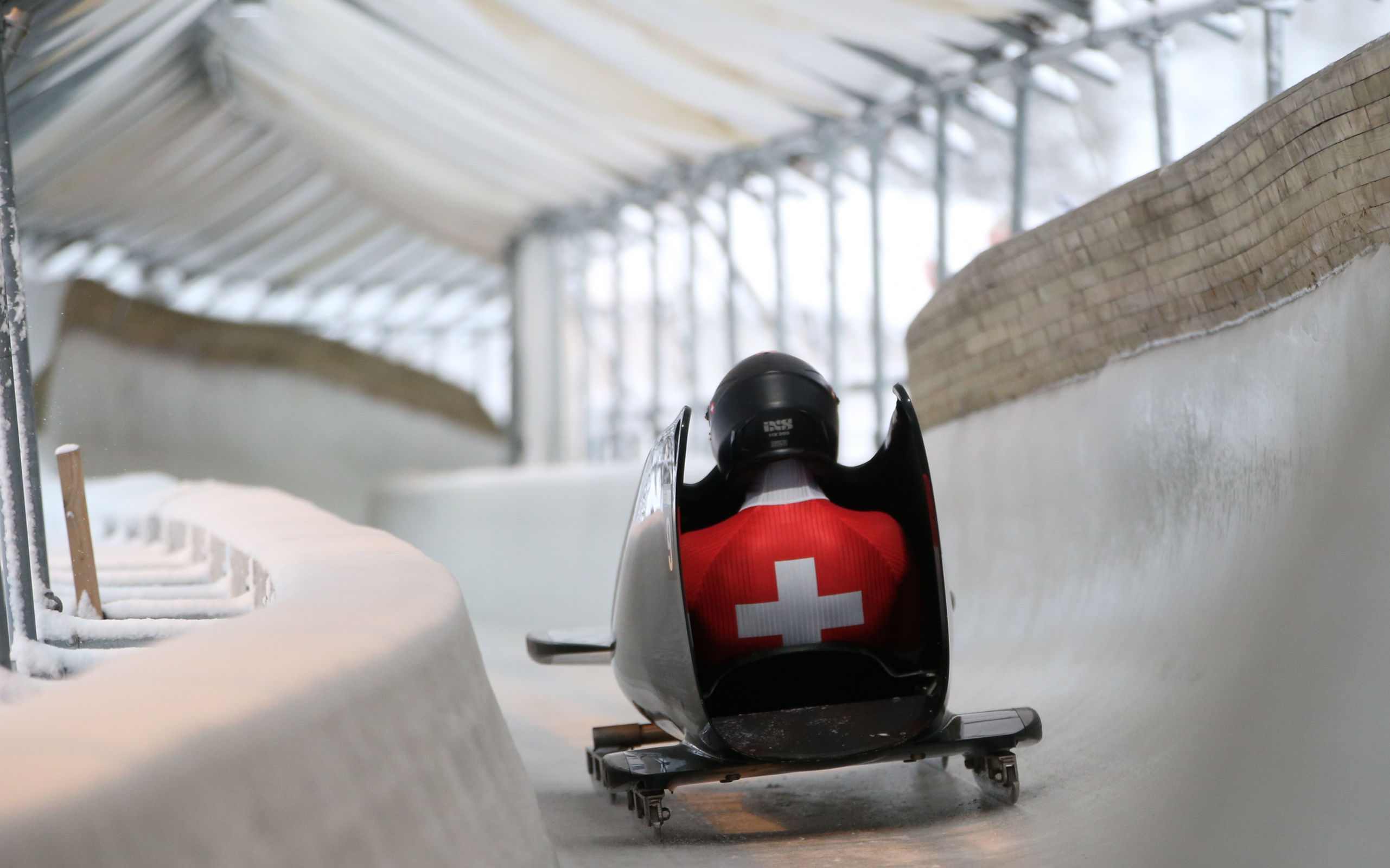 Bobsleigh Mens' Monobob