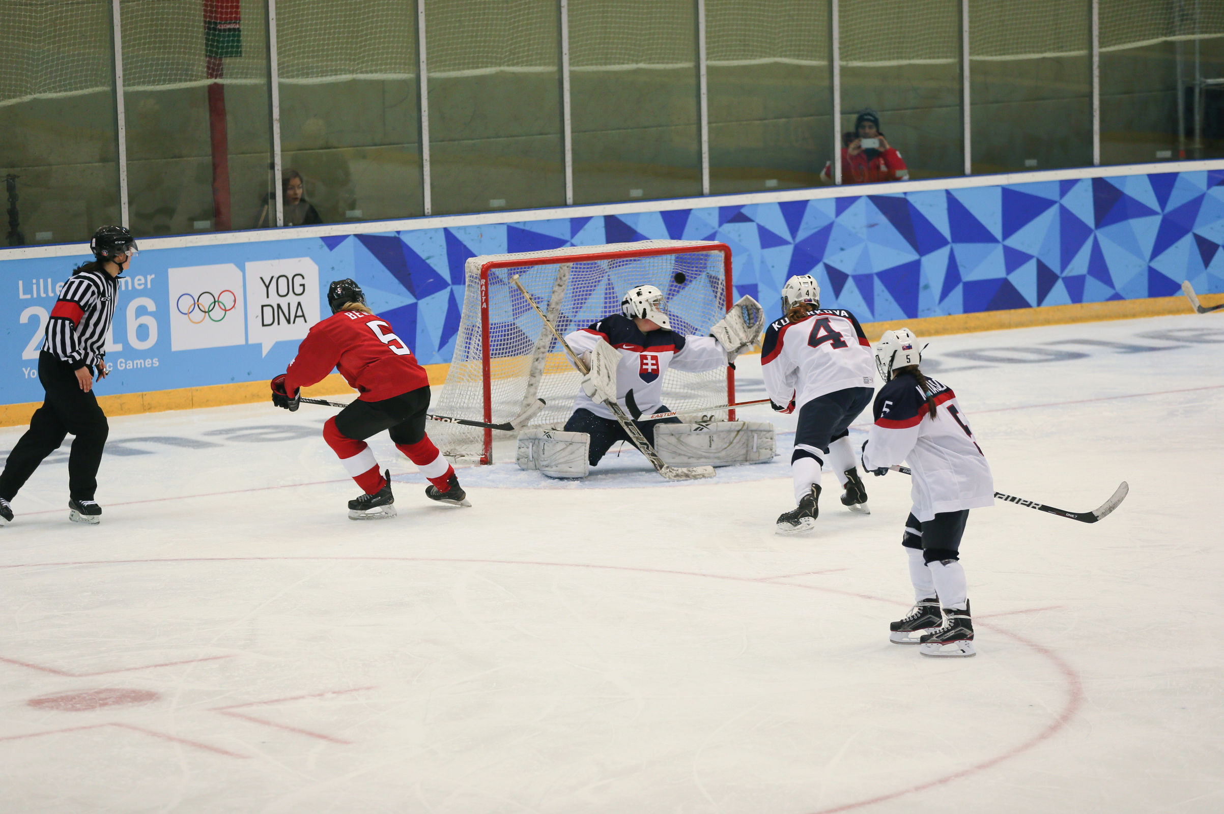 Ice Hockey Womens' Bronze Medal