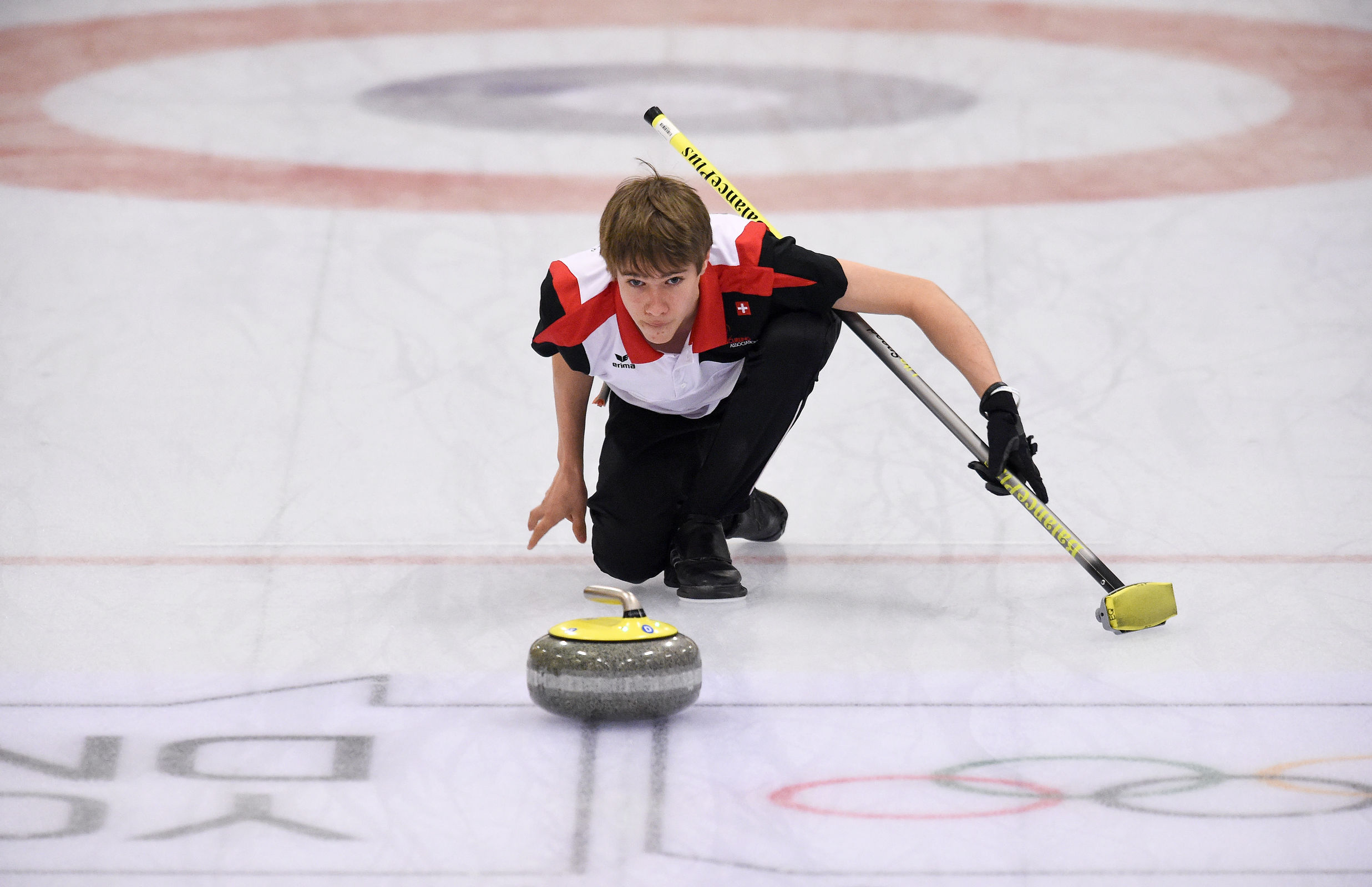 Curling Mixed Doubles