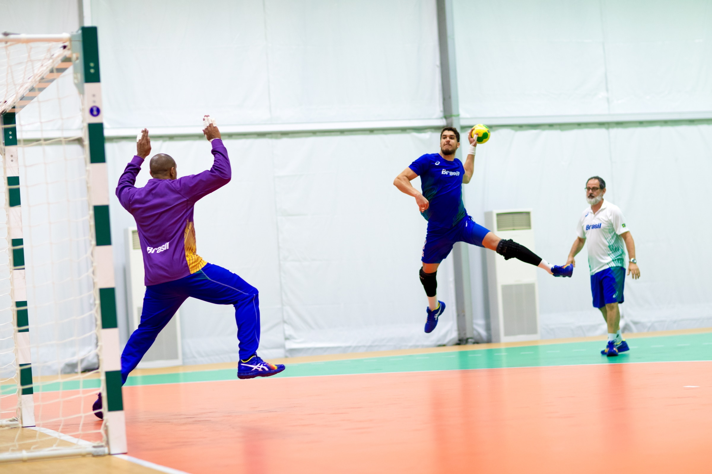 Handball Training