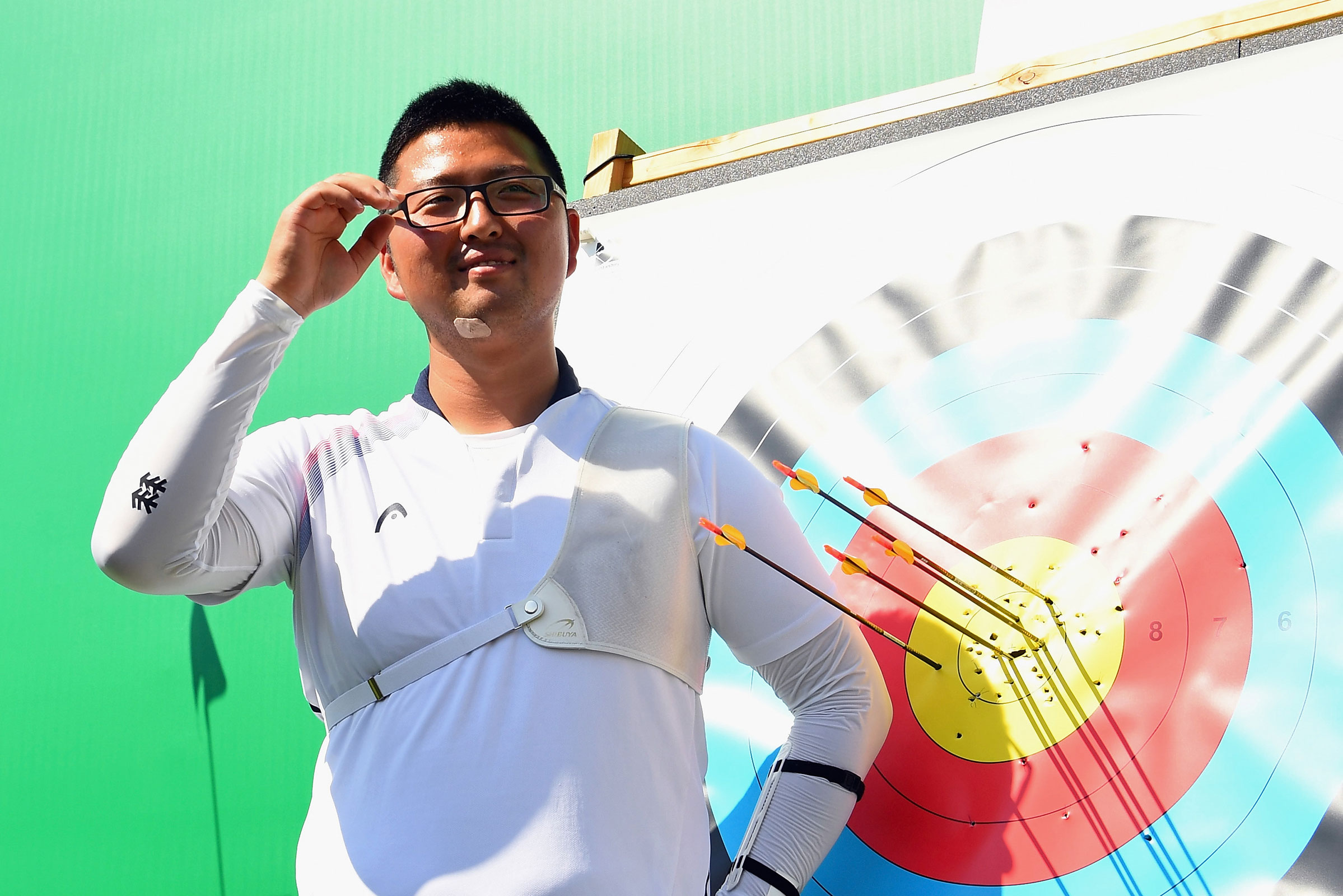 Men's Individual Archery - Ranking Round