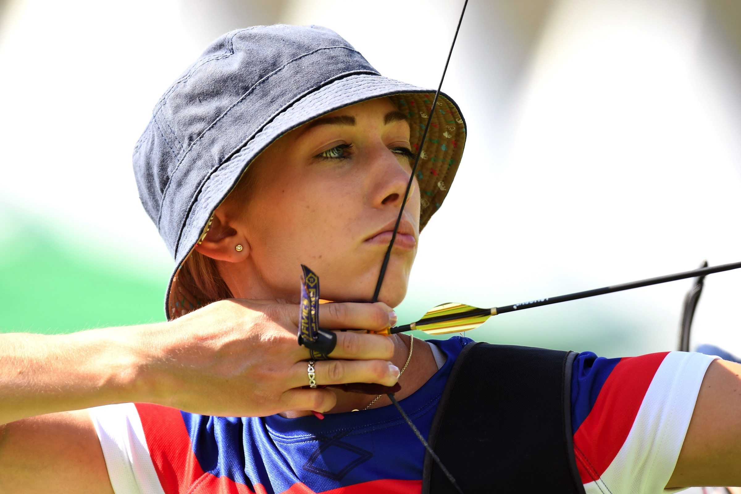 Women's Archery - Ranking Round