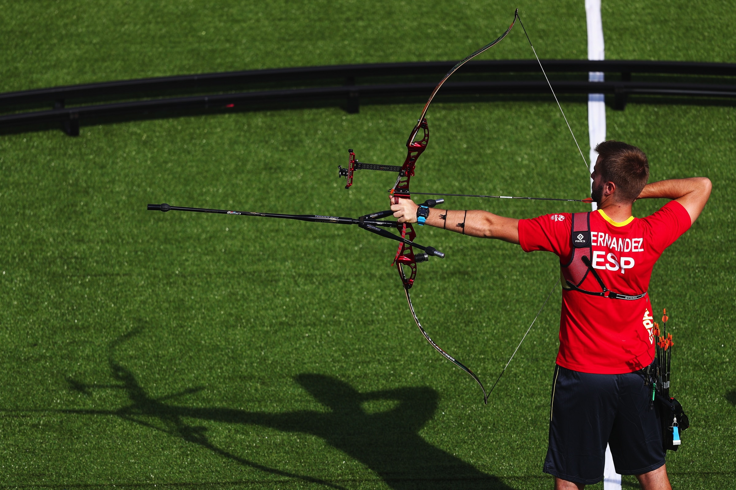 Archery Men's team