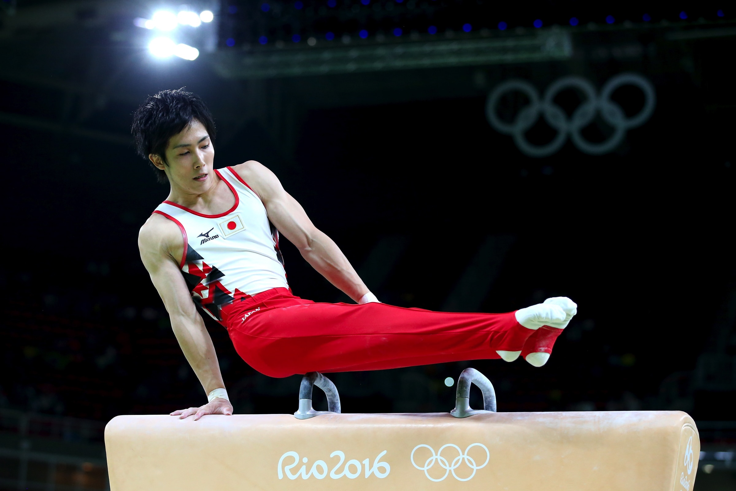 Artistic Gymnastics Men