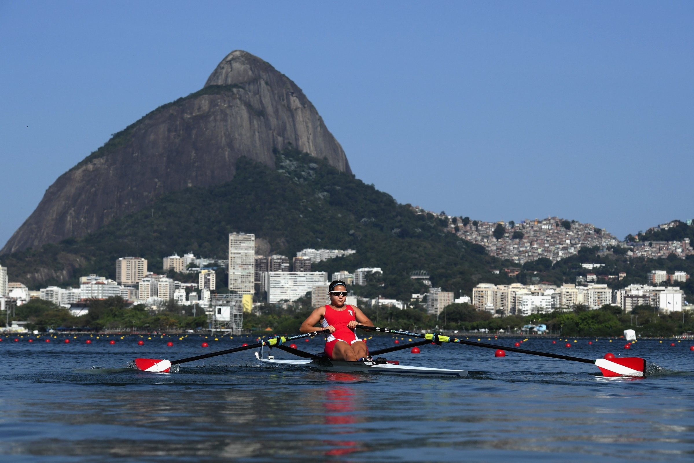 Rowing Women's Single Sculls