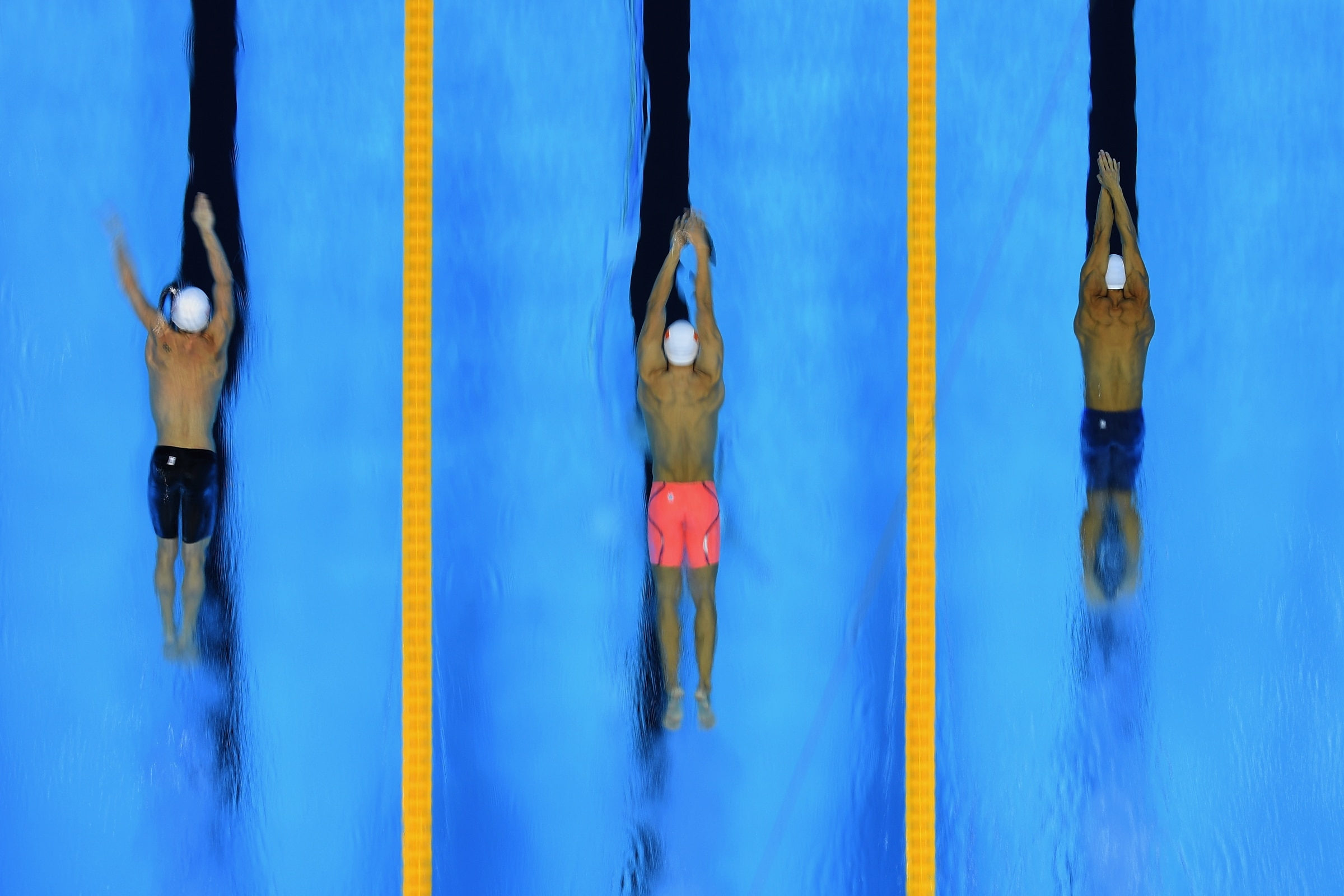 Swimming Men's 400m Freestyle