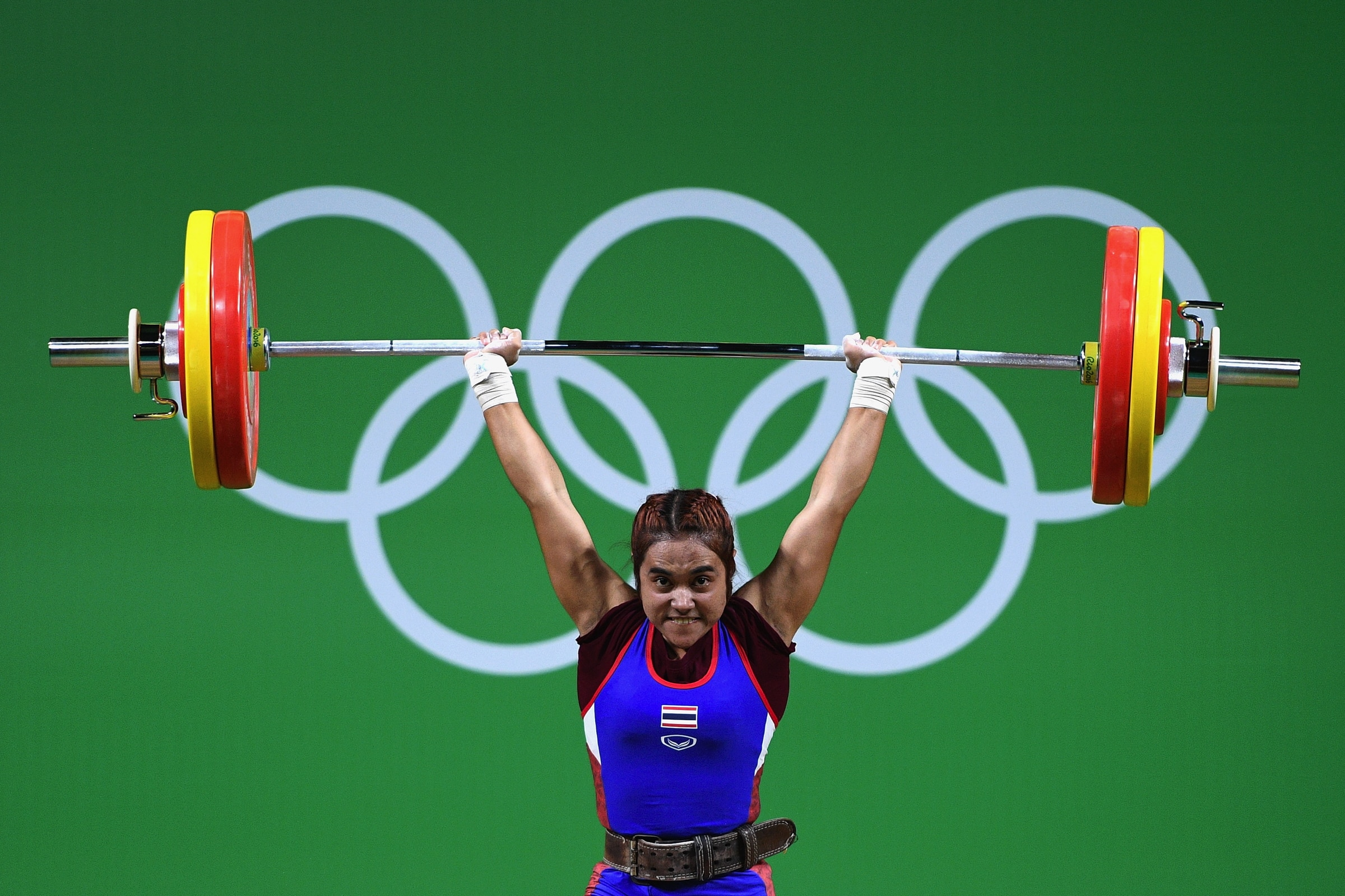 Weightlifting Women's 48kg
