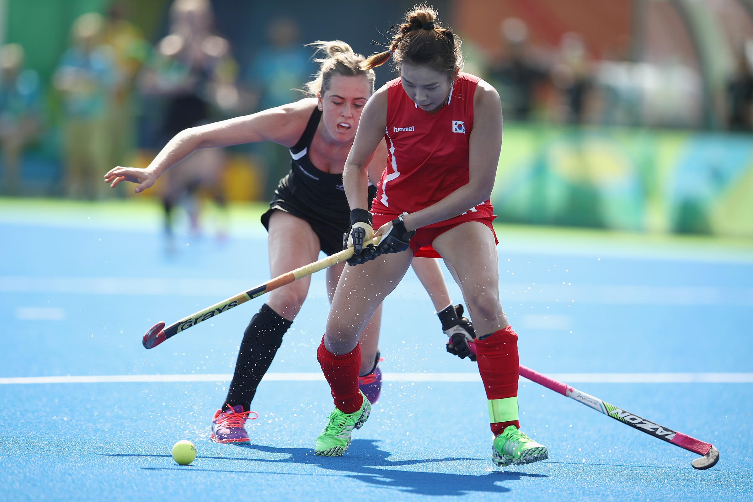 Hockey Women - Group A - New Zeeland VS Republic of Korea