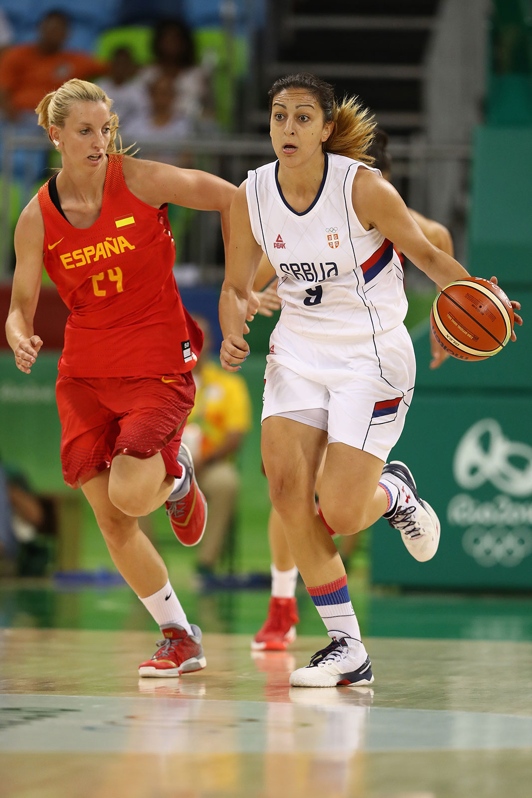 Women's Basketball - Preliminary Round - Group B