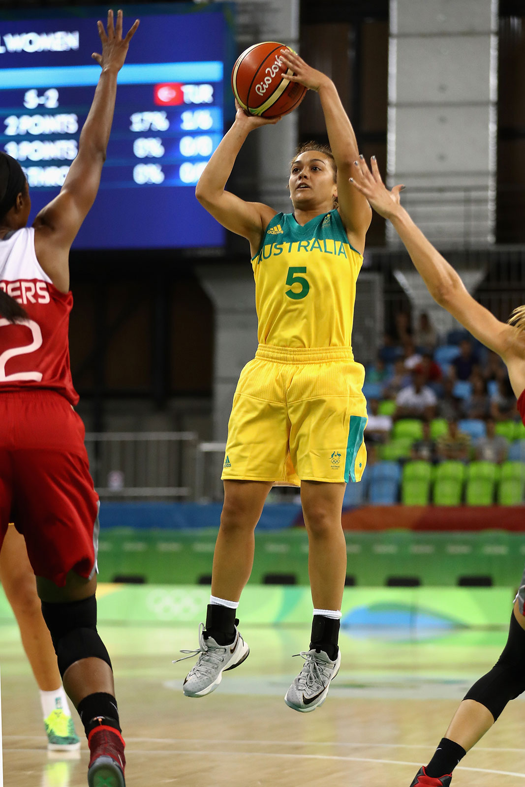 Women's Basketball - Preliminary Round - Group A
