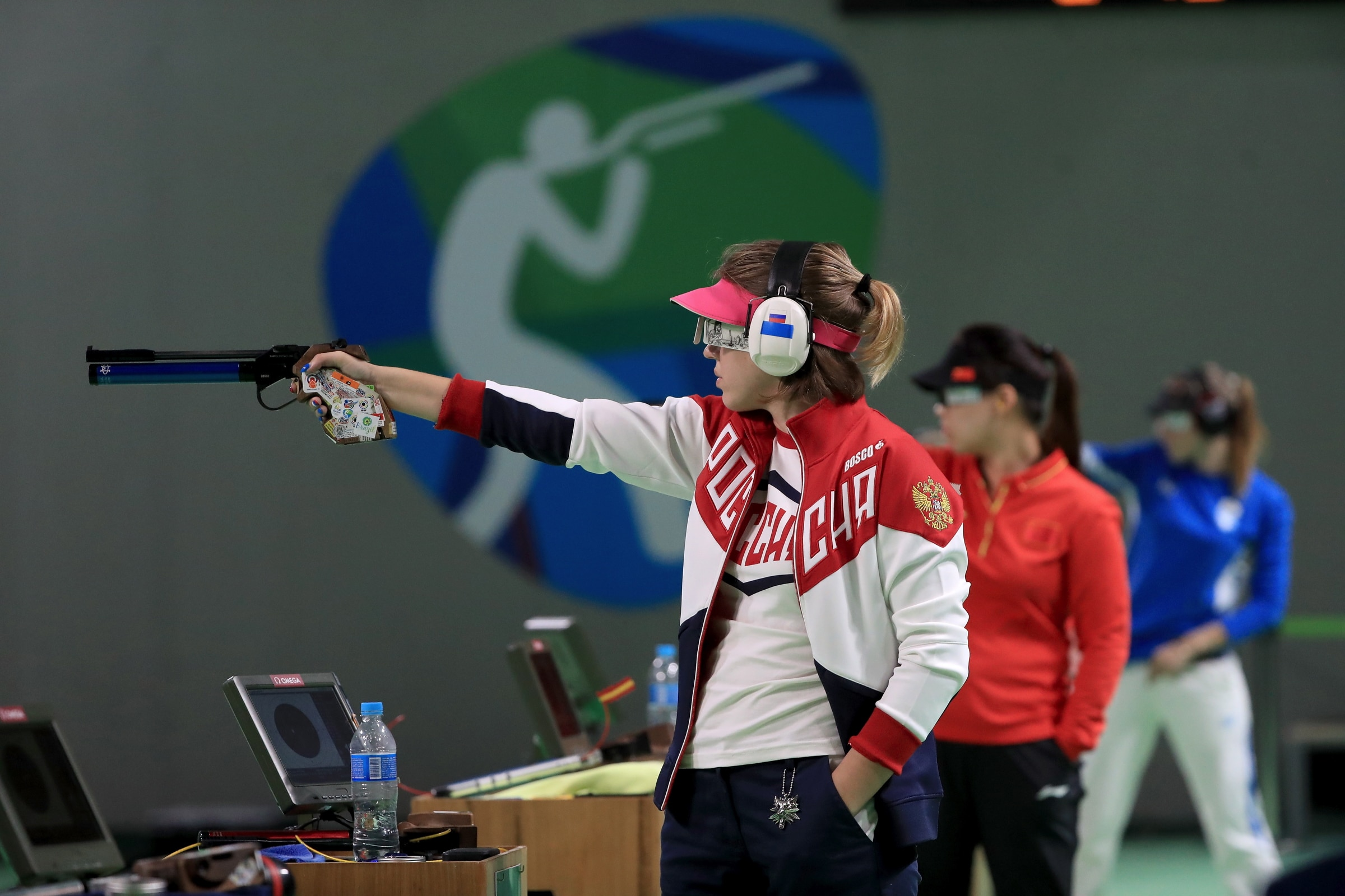 Shooting 10m Air Pistol Women