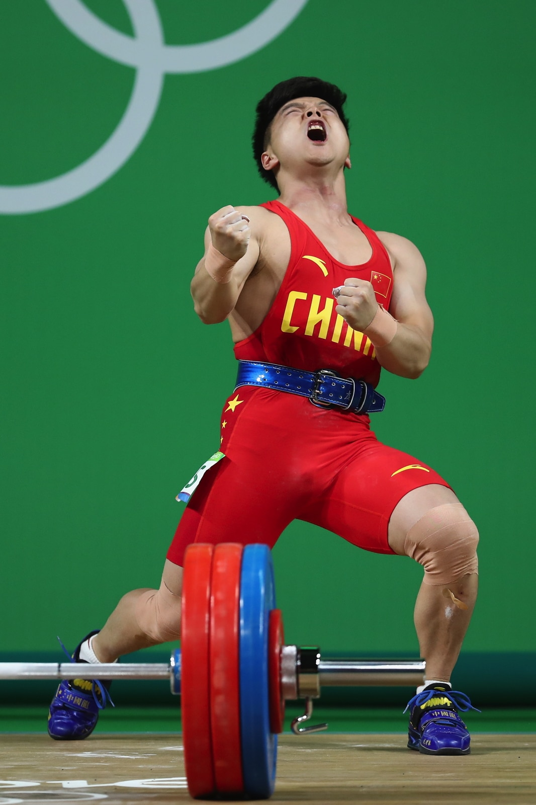 Weightlifting - Men's 56kg