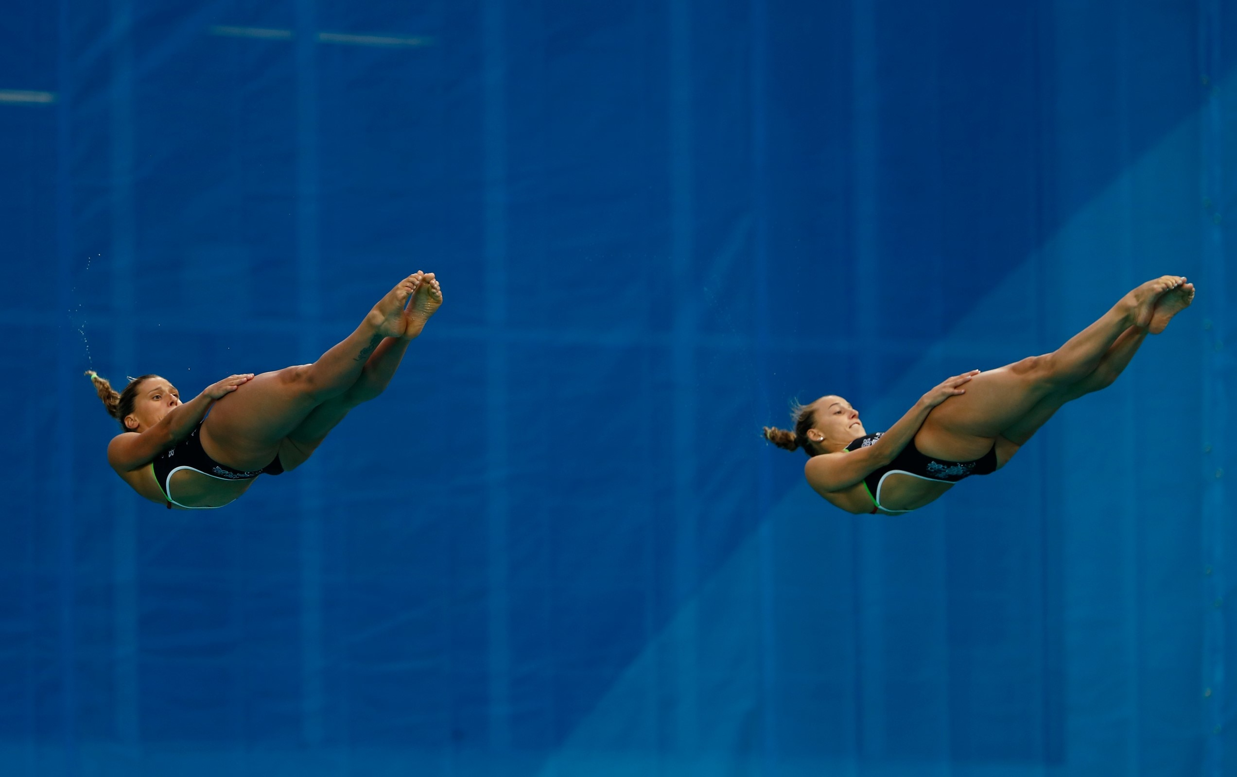 Diving Women's Synchronised 3m Springboard