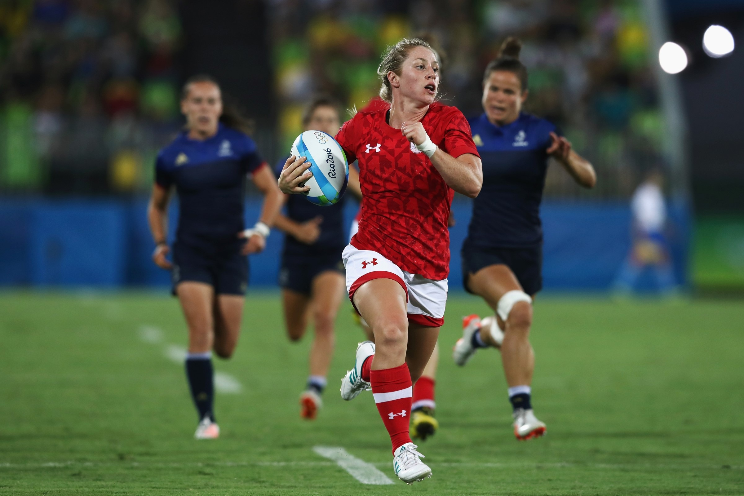 Rugby Women - Canada VS France