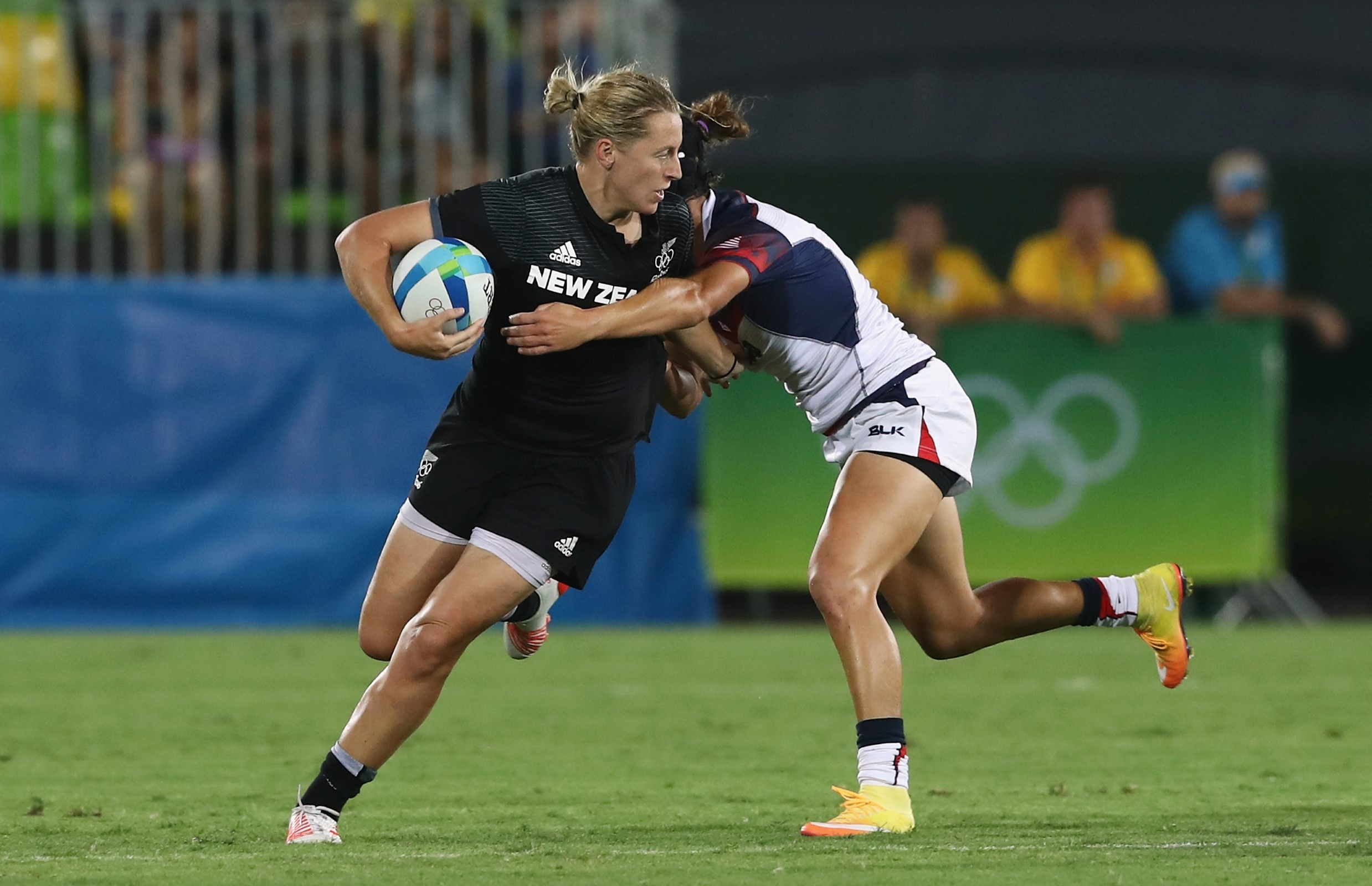 Rugby Women - New Zealand VS United States