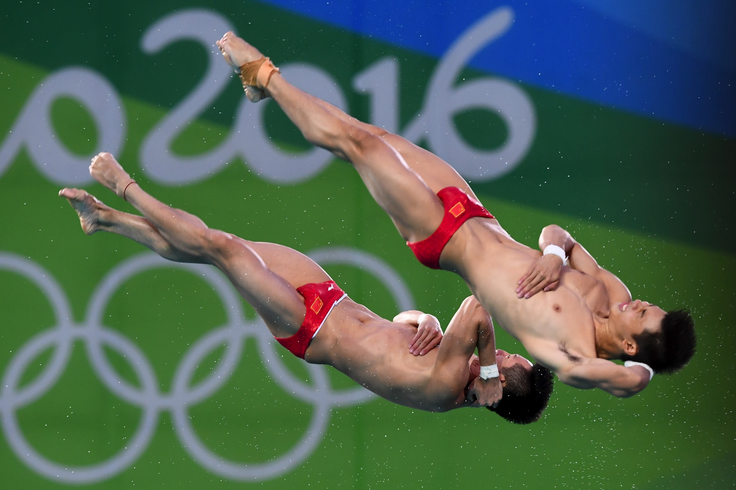 Diving - Men's Synchronized 10m Platform
