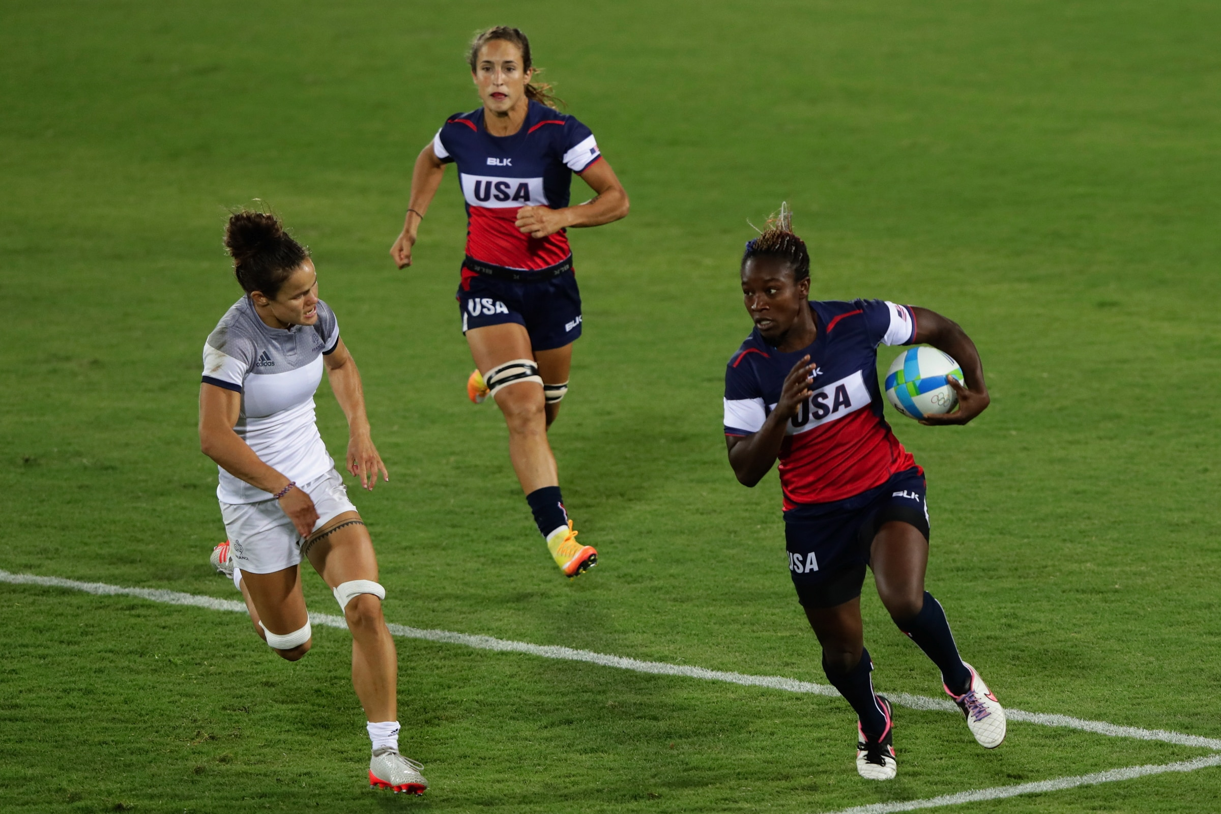 Rugby-7 - Women