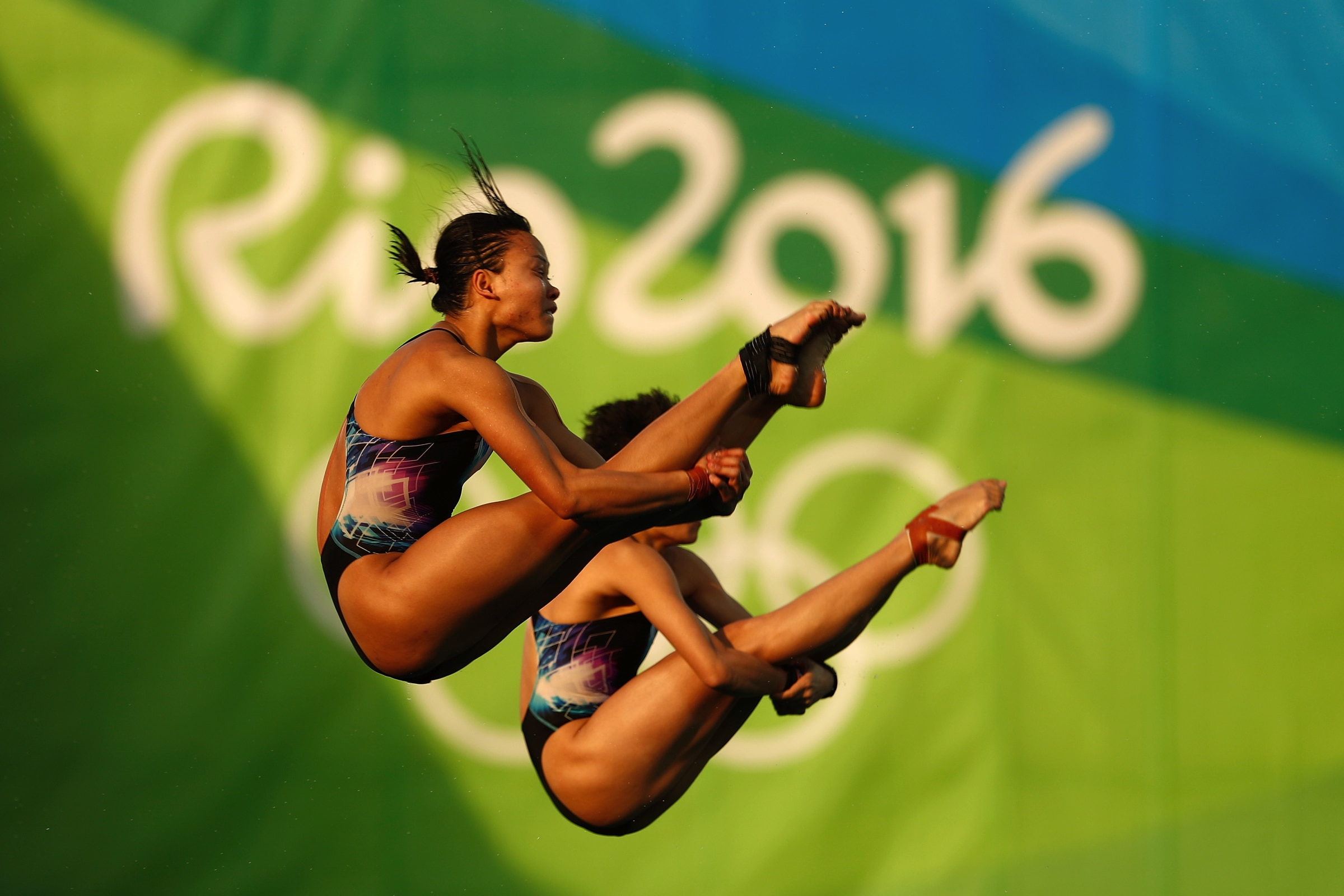 Diving - Women's Synchronized 10m platform