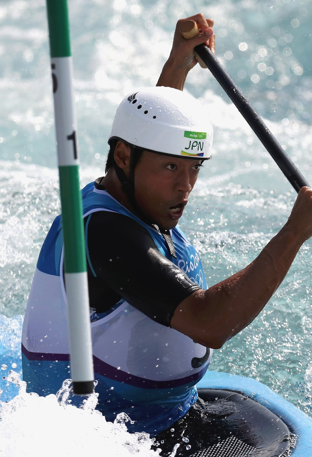 Canoe Slalom - C-1 Canoe Single Men