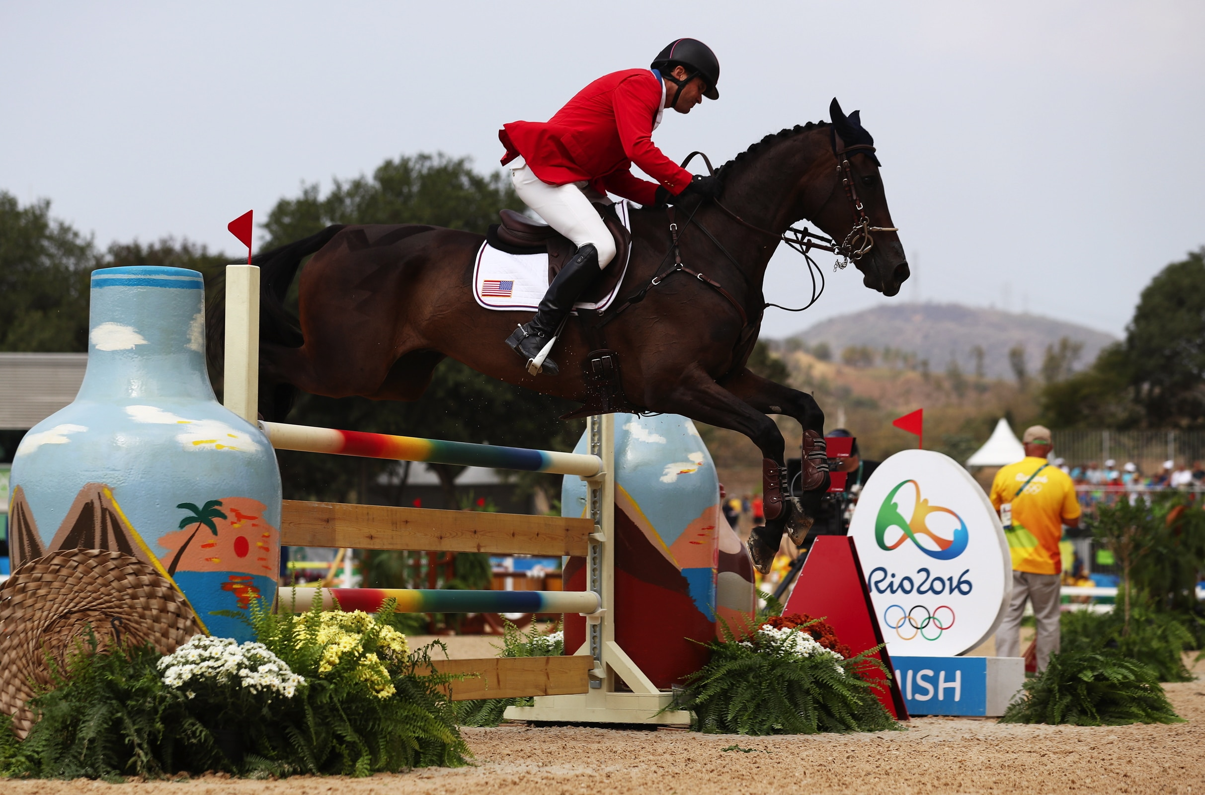 Equestrian Jumping - Team Mixed