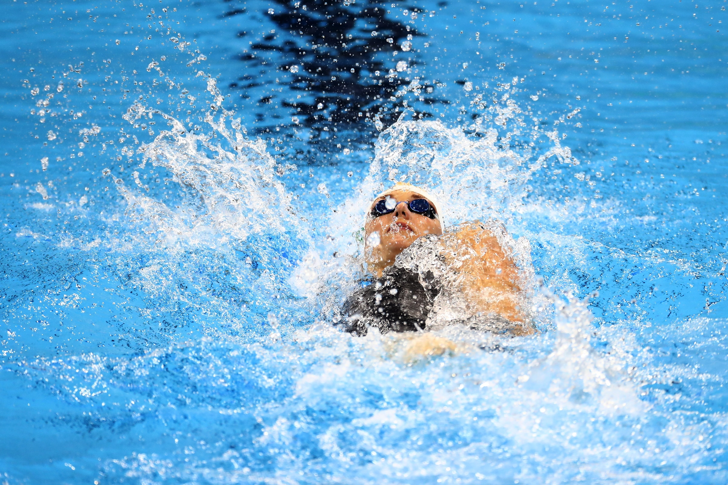 Swimming - Women's 200m Individual Medley