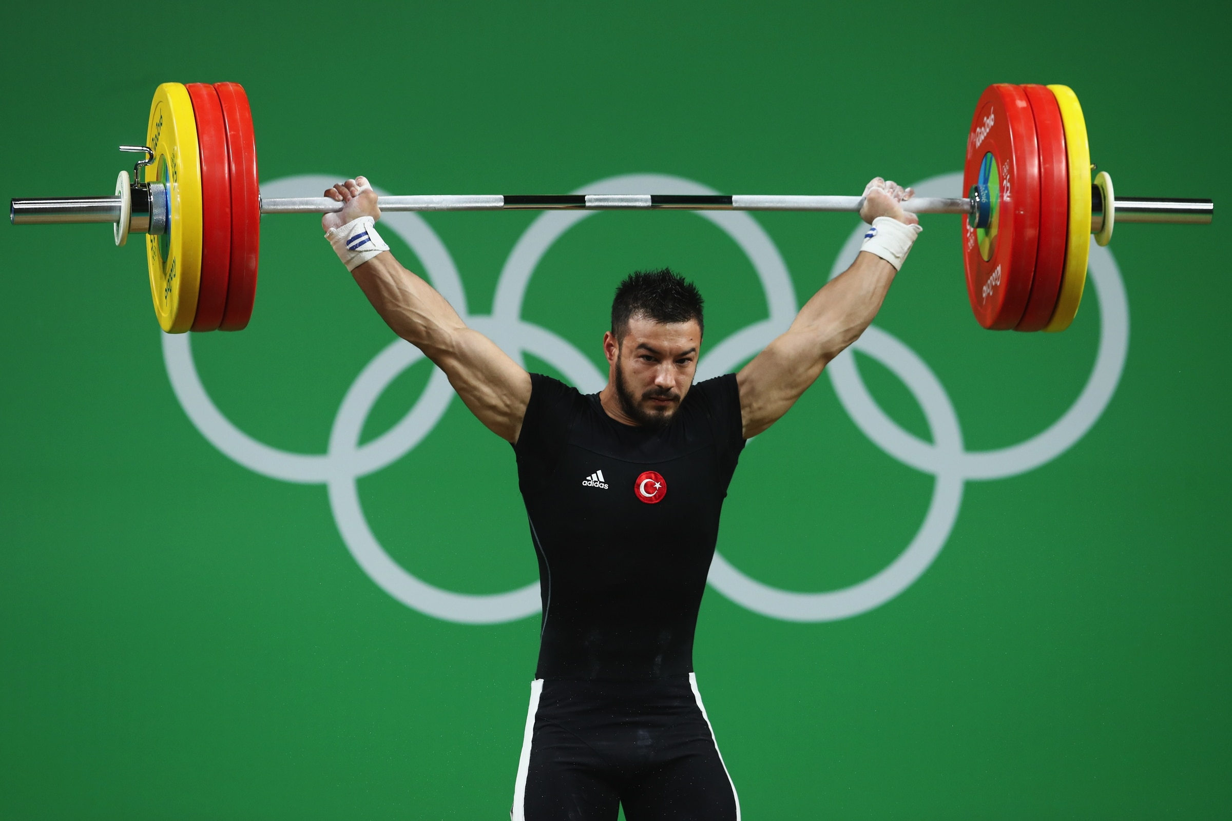 Weightlifting - Men's 69kg