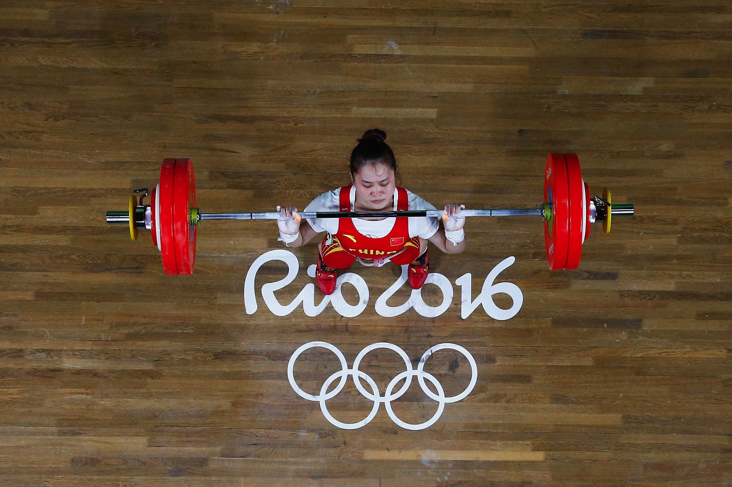 Weightlifting - Women's -63kg